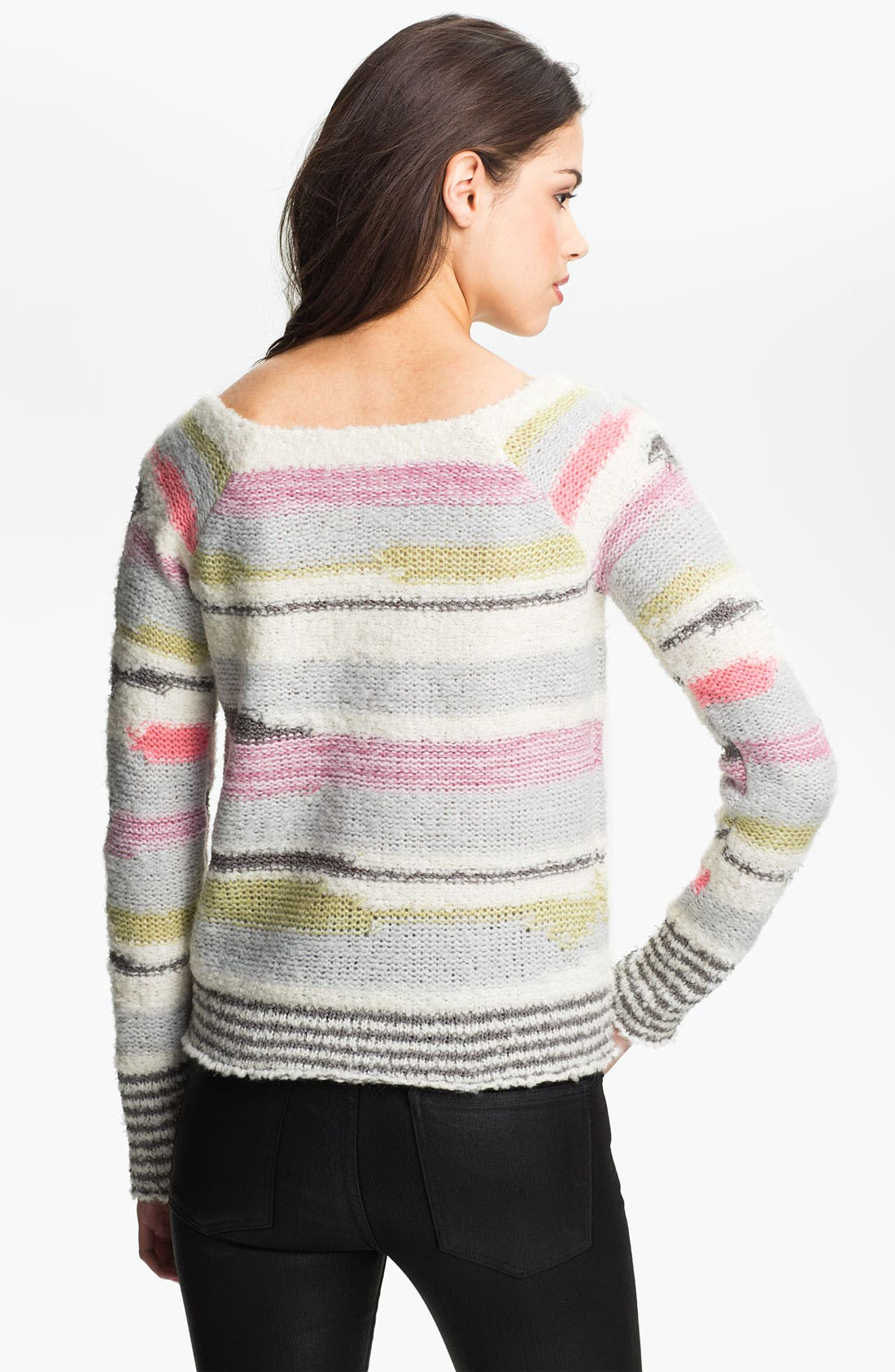 Alternate Image 2  - Free People 'Montmartre' Stripe Sweater