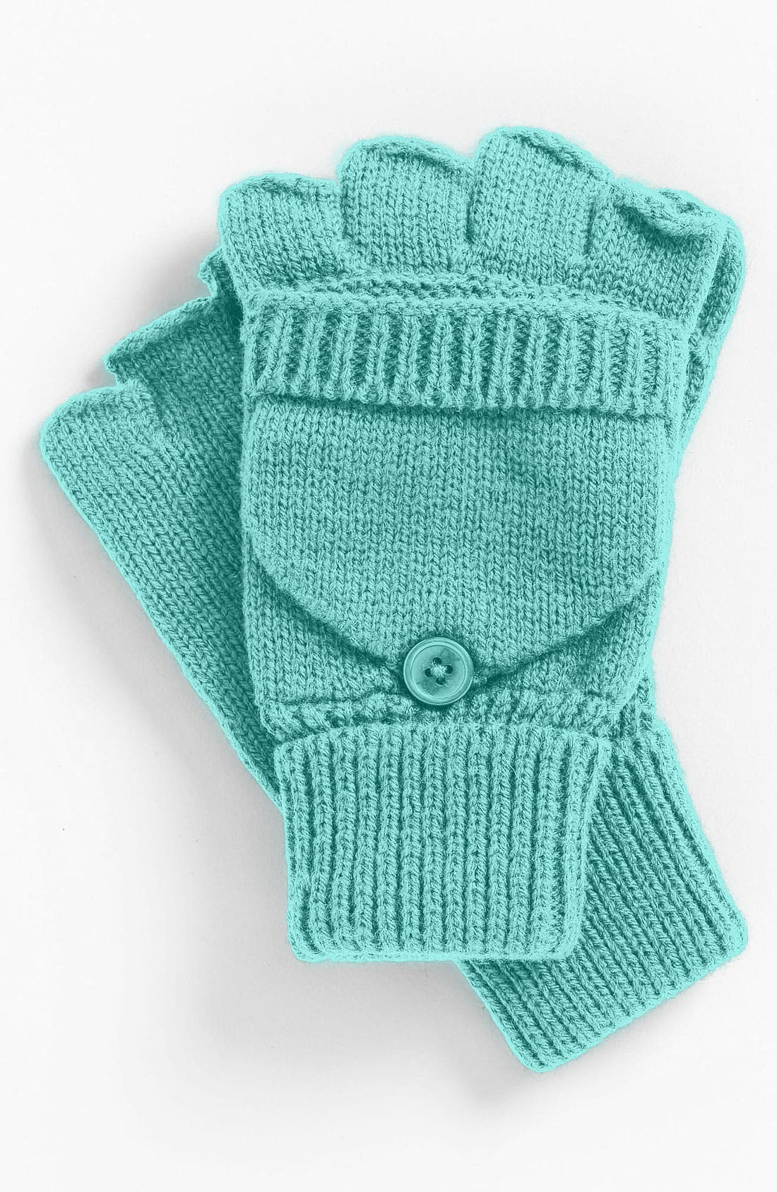 Alternate Image 1 Selected - David & Young Convertible Fingerless Gloves