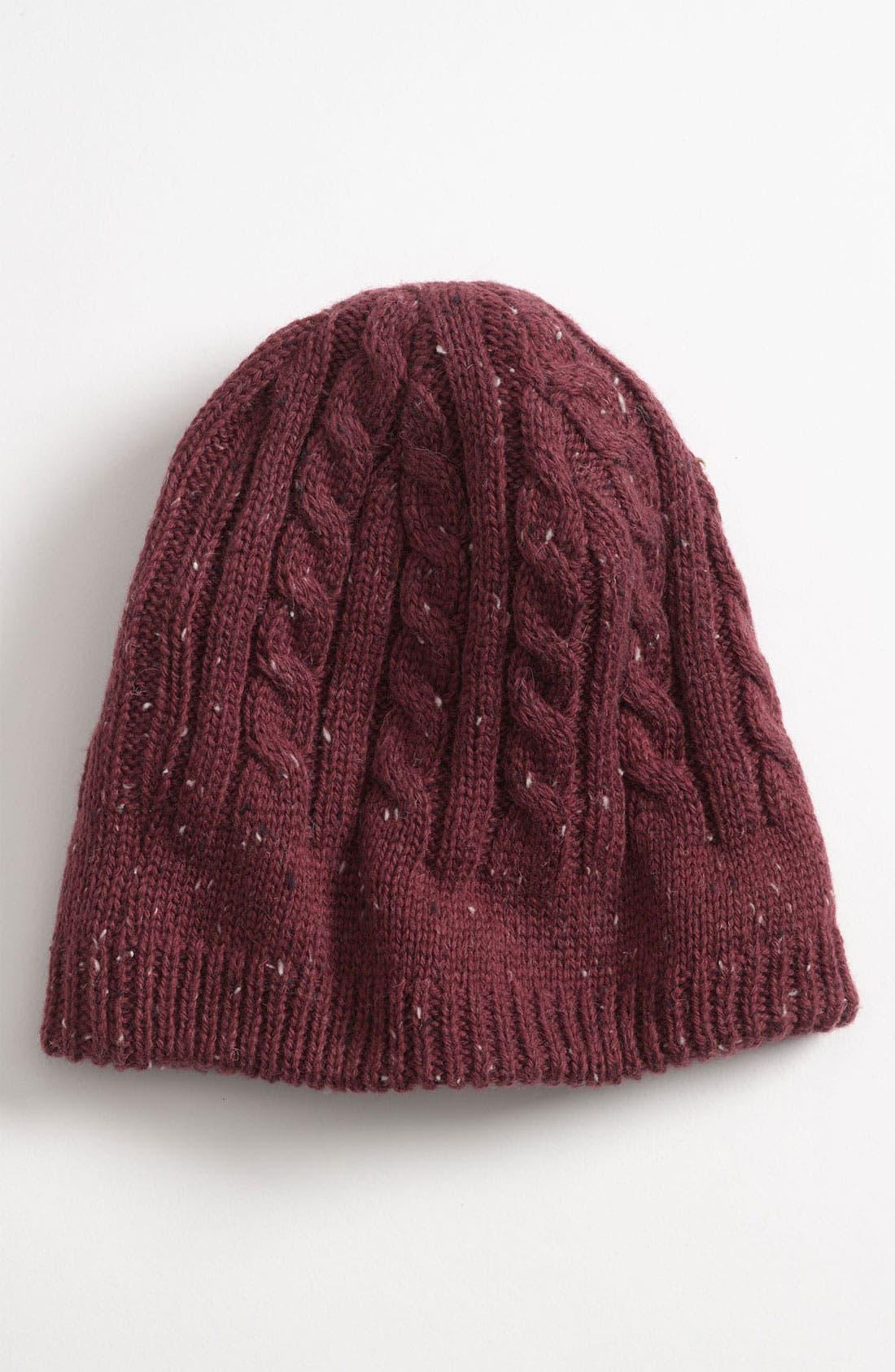 Alternate Image 1 Selected - Topman 'Carlos' Knit Cap