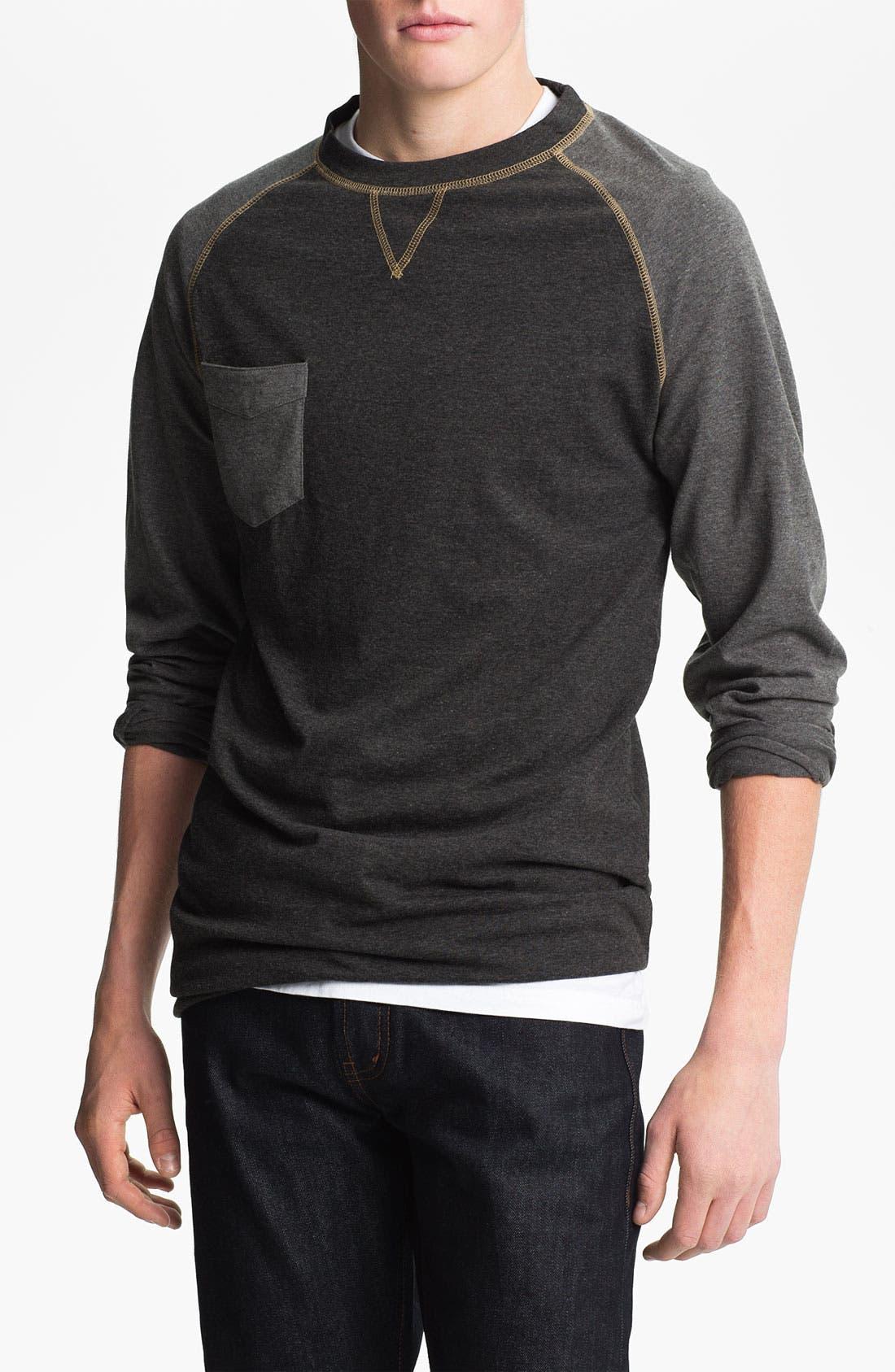 Alternate Image 1 Selected - Ezekiel 'Gym Class' Crewneck Sweatshirt
