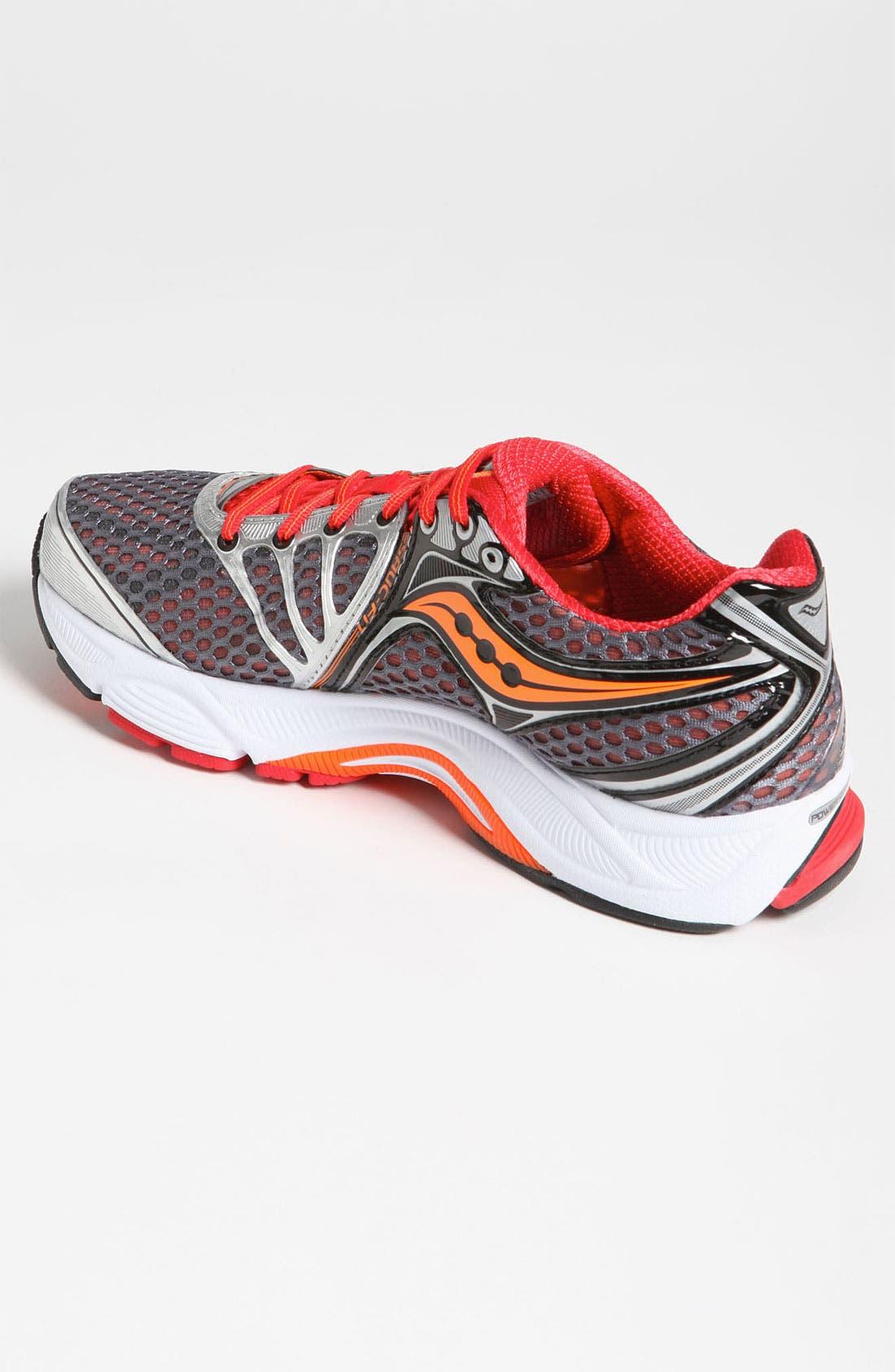 Alternate Image 2  - Saucony 'PowerGrid Triumph 10' Running Shoe (Men)