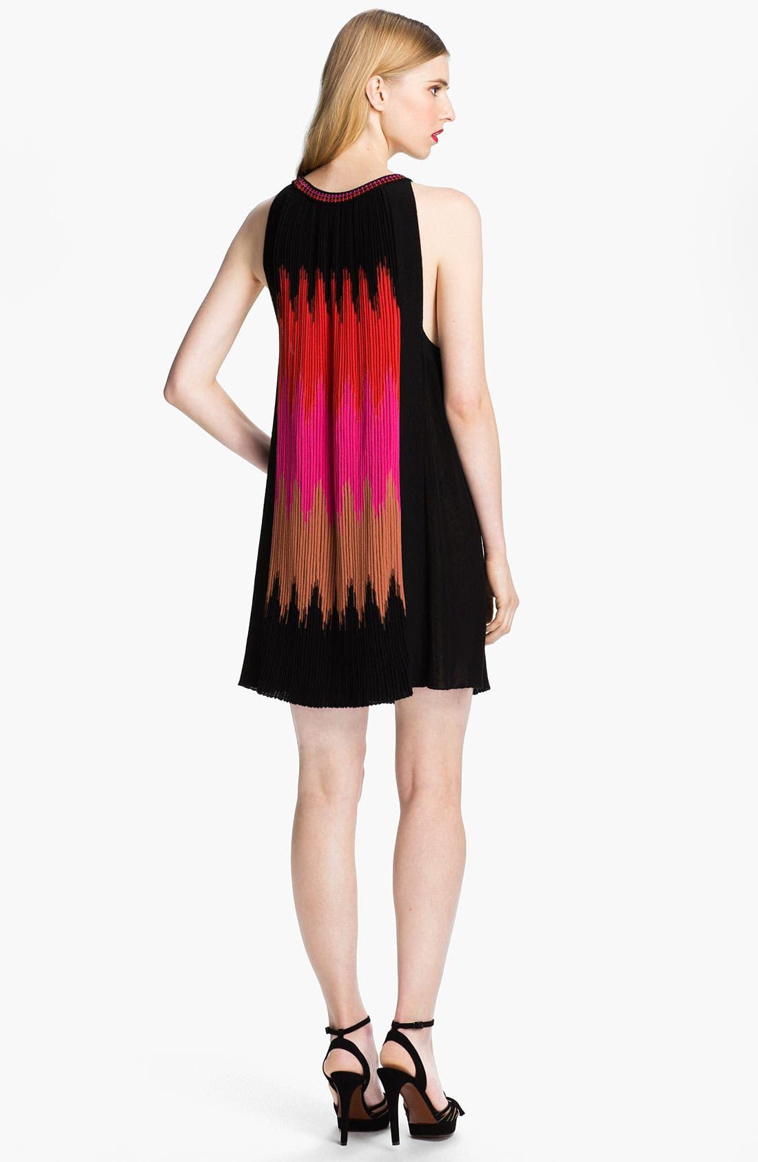 Alternate Image 2  - M Missoni 'Horizon Flame' Knit Dress