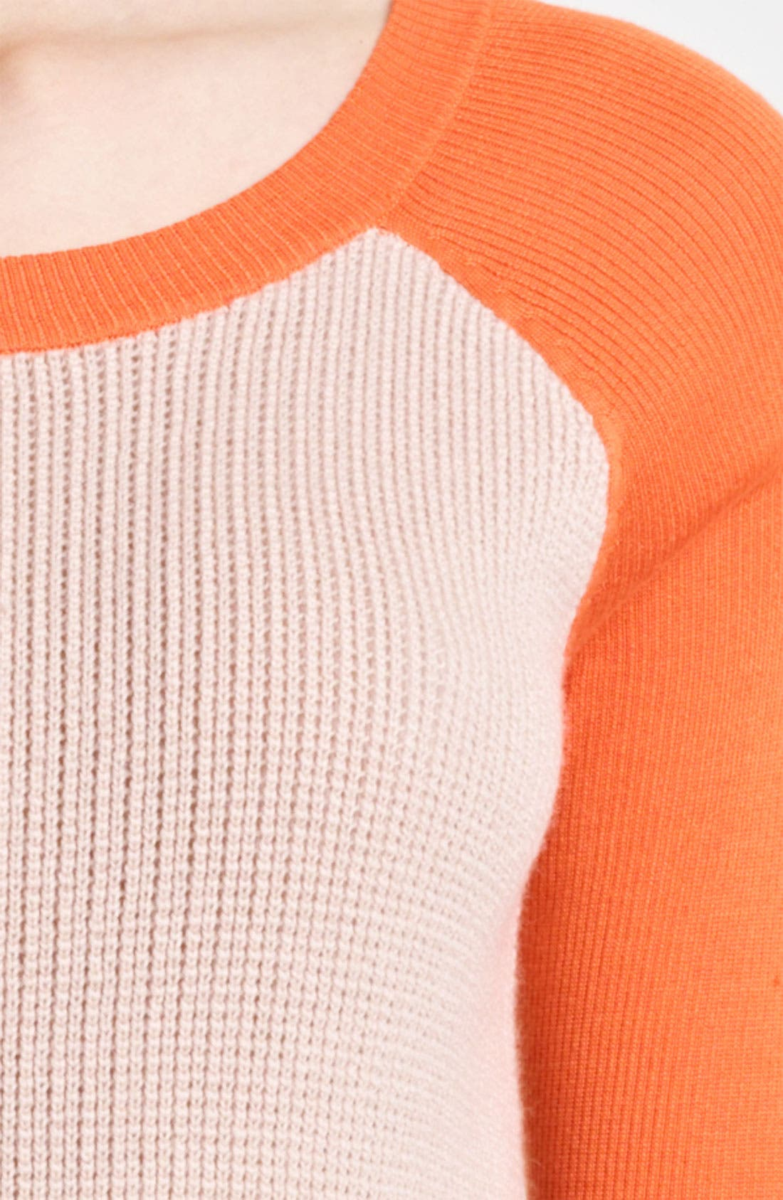 Alternate Image 3  - Reed Krakoff Knit Baseball Sweater