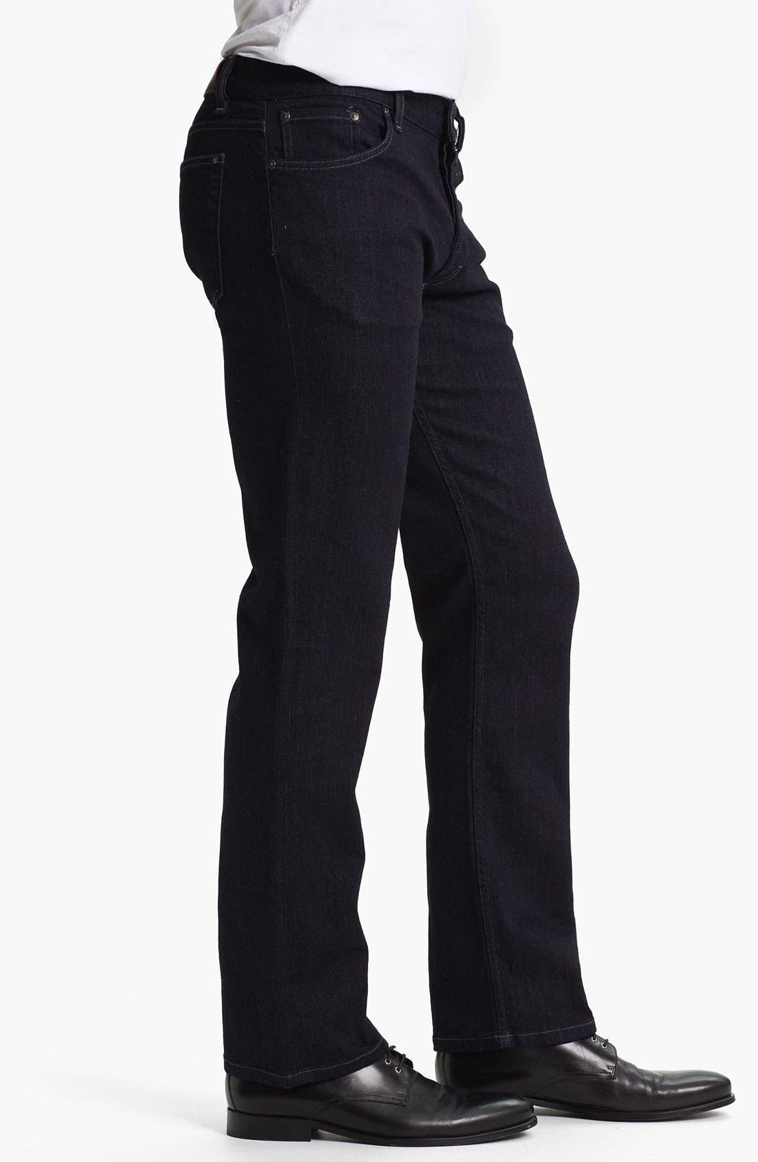 Alternate Image 3  - HUGO Five-Pocket Jeans