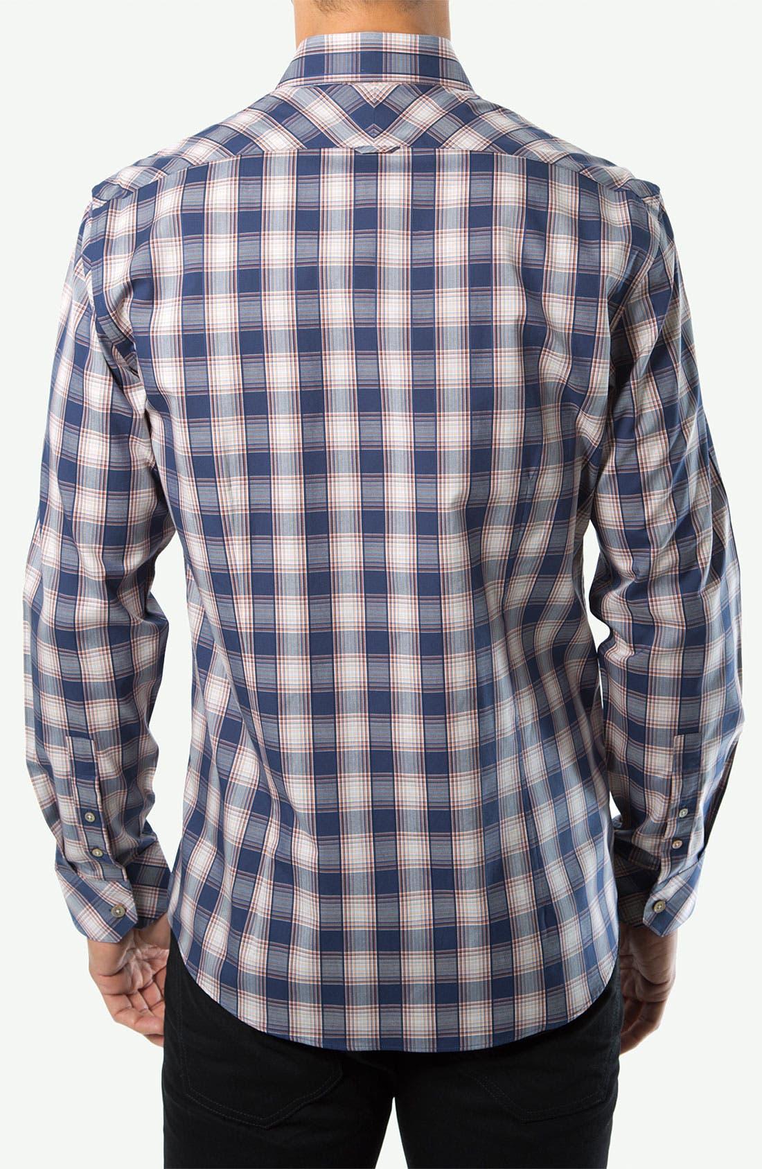 Alternate Image 2  - Kenson 'Lucky Ones' Sport Shirt