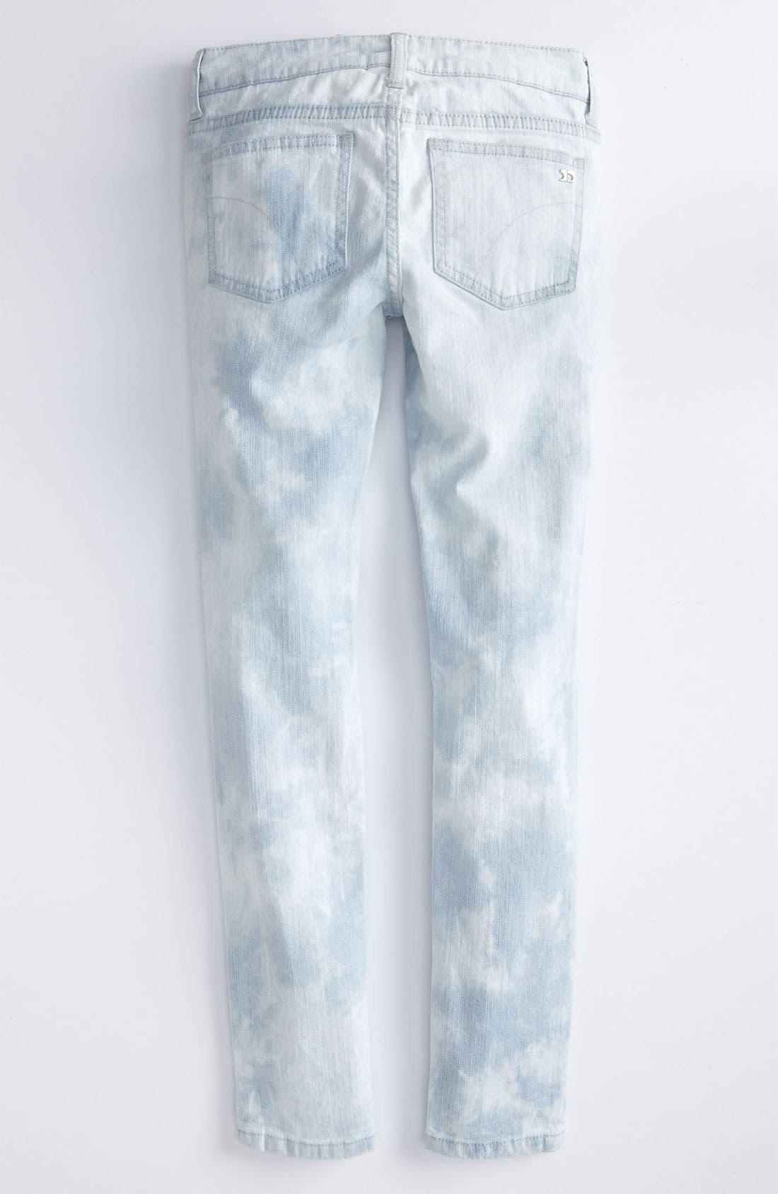 Alternate Image 1 Selected - Joe's Denim Leggings (Little Girls)