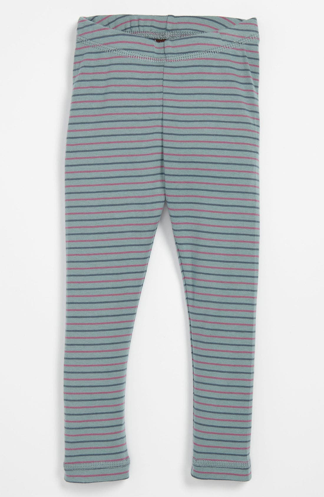 Alternate Image 1 Selected - Tea Collection Stripe Leggings (Infant)