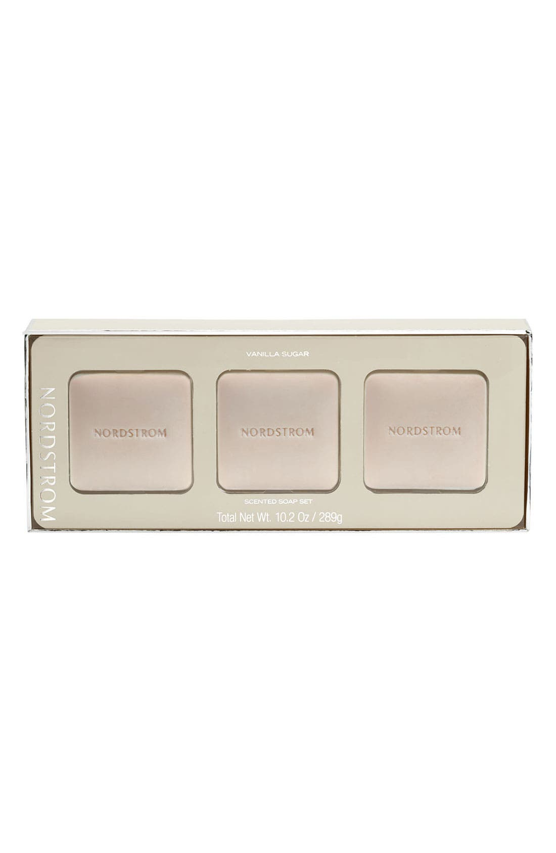 Main Image - Nordstrom 'Vanilla Sugar' Scented Soap Set
