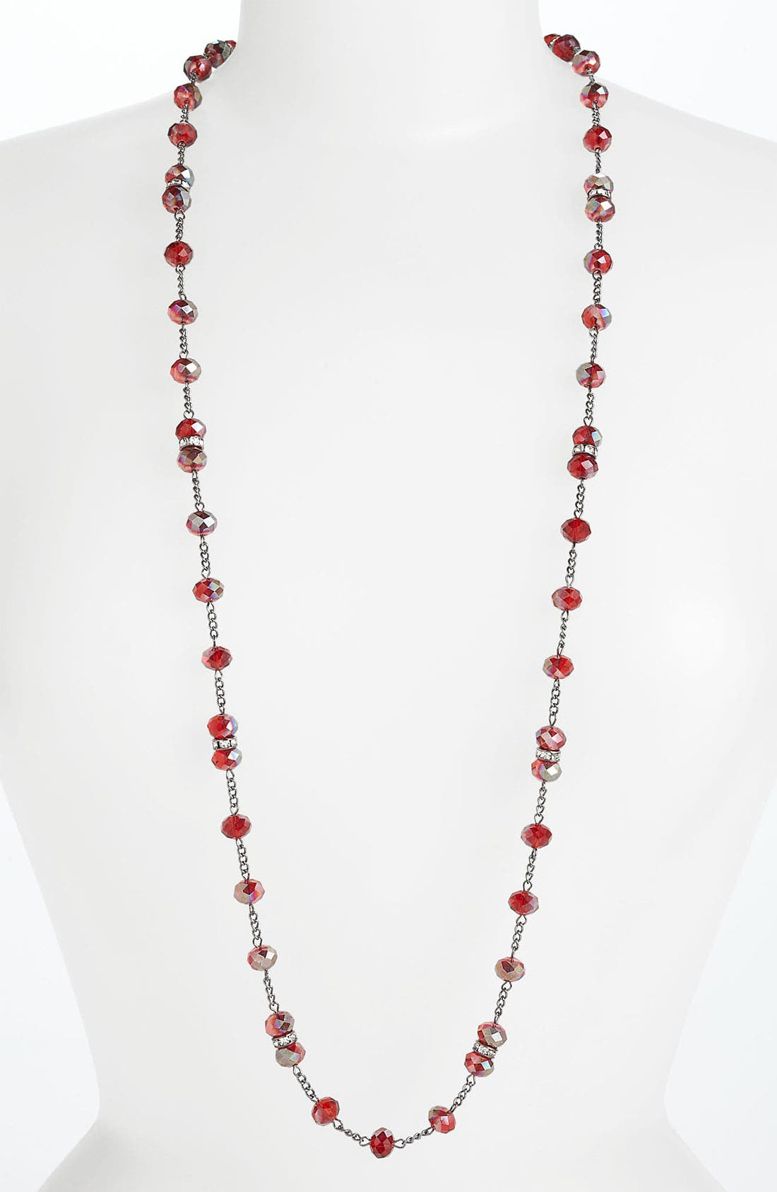 Main Image - Nordstrom Extra Long Station Necklace
