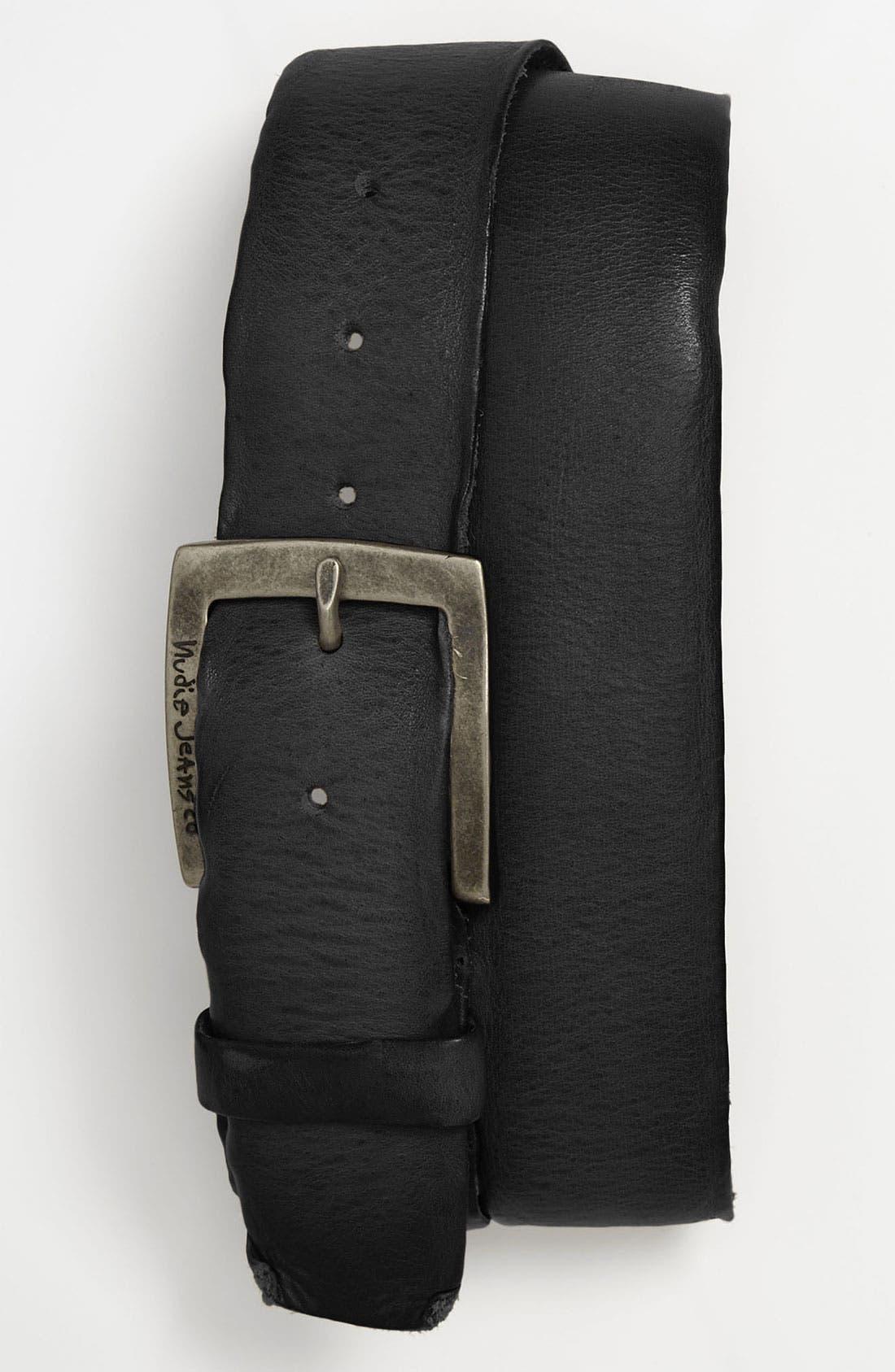 Alternate Image 1 Selected - Nudie 'Antonsson' Belt