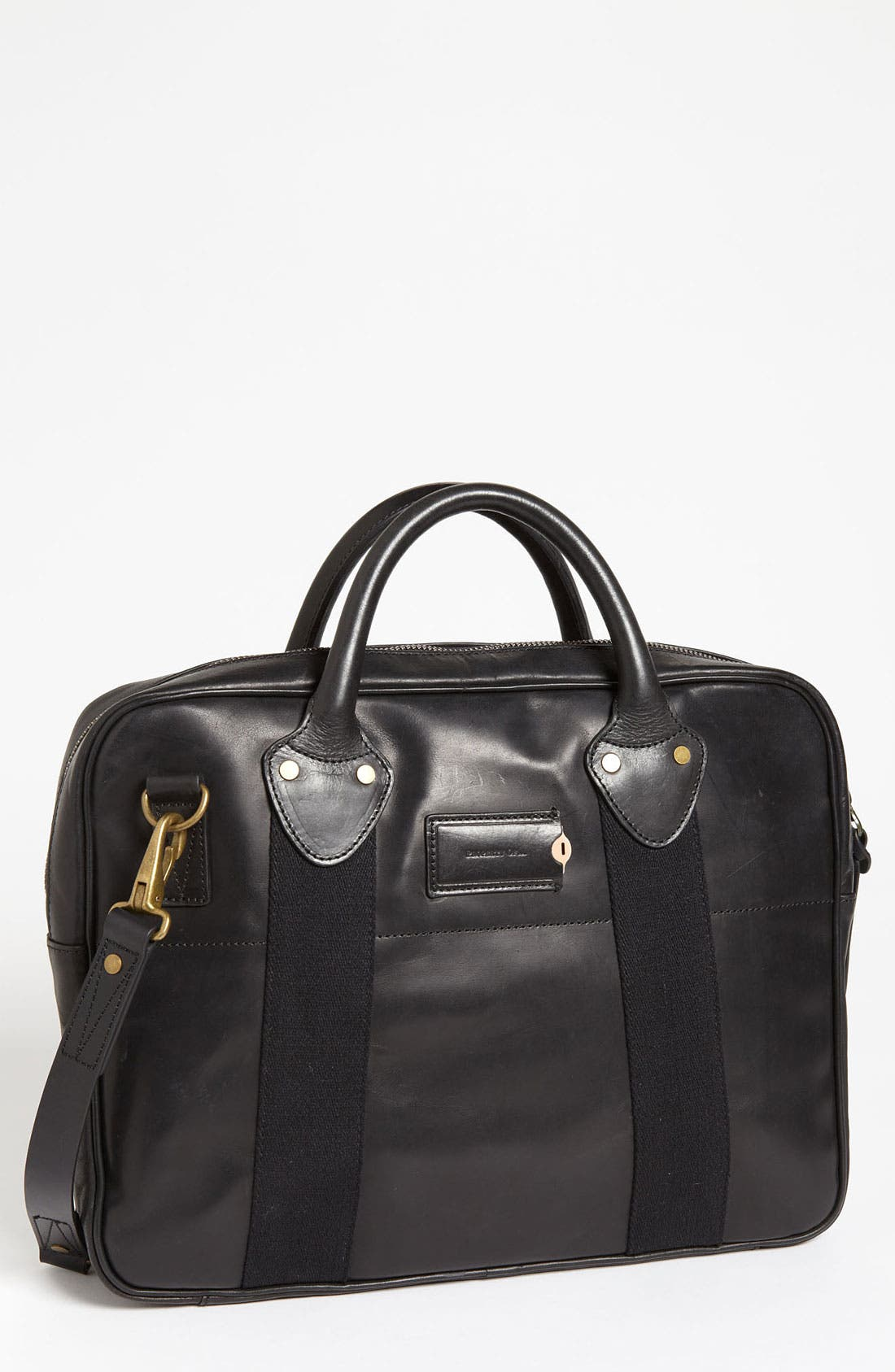 Main Image - Property Of... 'Reuben' Leather Briefcase