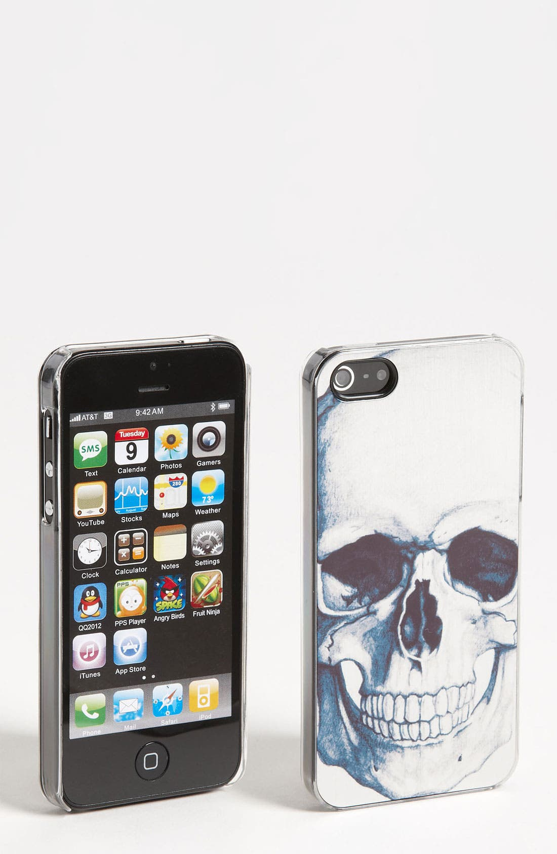 Alternate Image 1 Selected - ZERO GRAVITY iPhone 5 Case