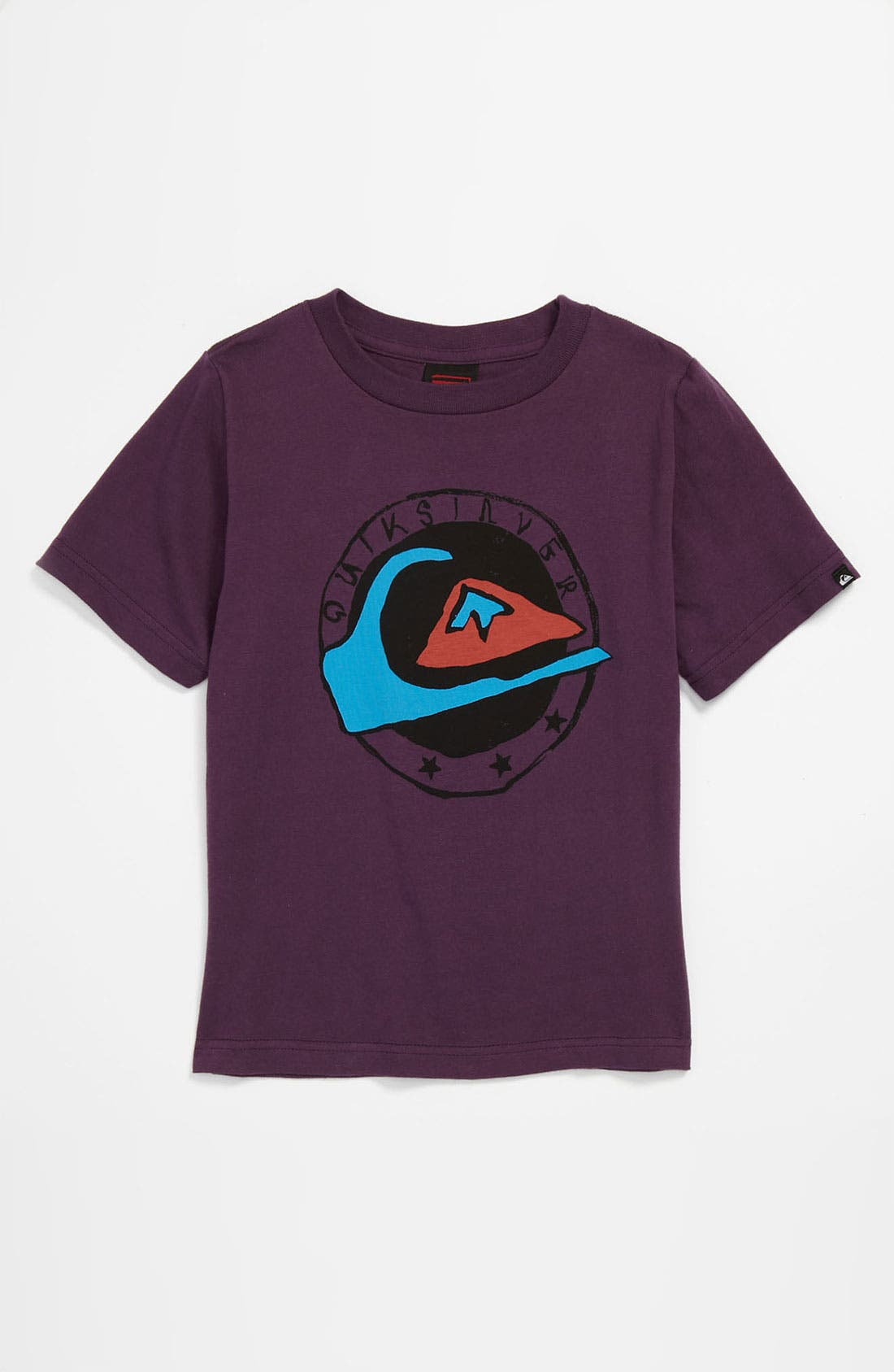 Alternate Image 1 Selected - Quiksilver 'Hold On' T-Shirt (Big Boys)