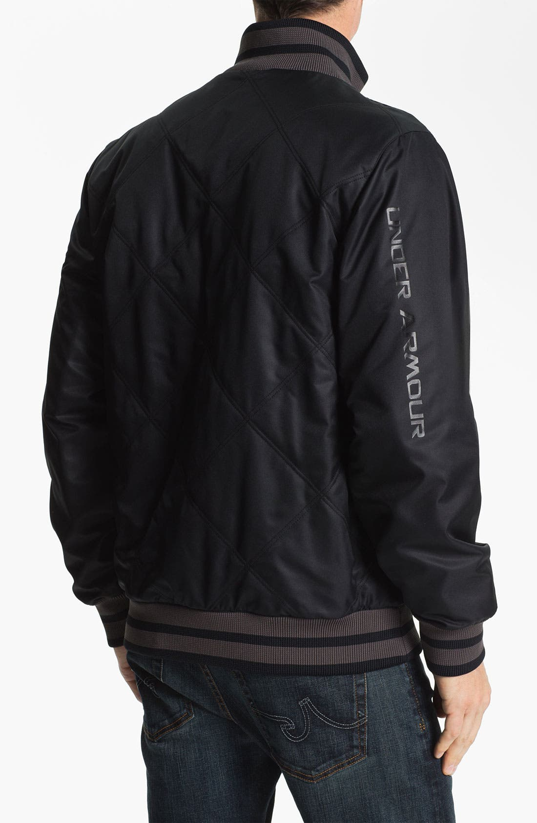 Alternate Image 2  - Under Armour 'Focus Storm' Jacket