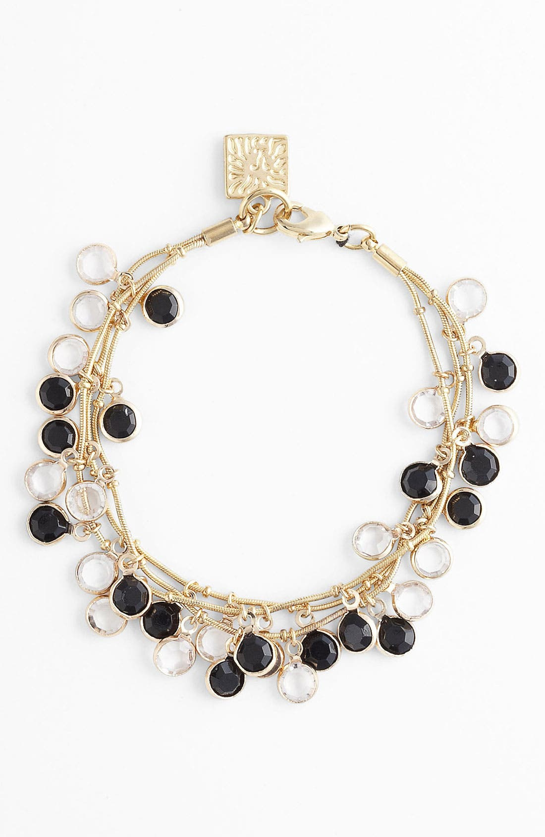 Alternate Image 2  - Anne Klein Multistrand Bracelet