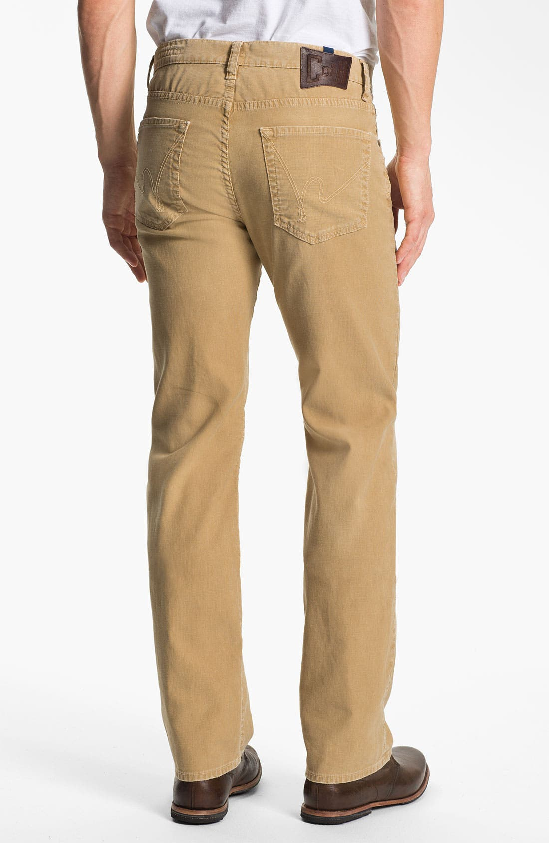 Alternate Image 2  - Citizens of Humanity 'Sid Daxton' Straight Leg Pants