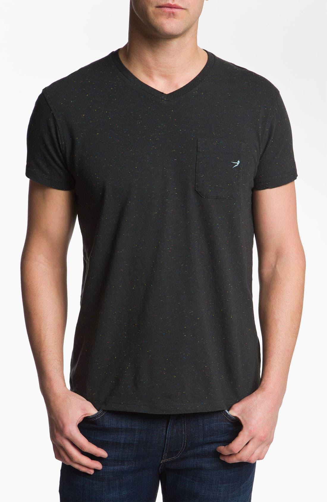 Alternate Image 1 Selected - 55DSL 'Taska' V-Neck T-Shirt