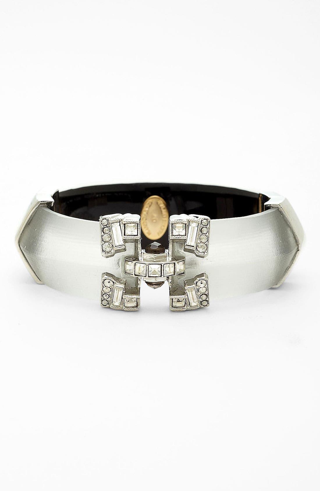 Alternate Image 1 Selected - Alexis Bittar 'Teatro Moderne' Hinged Bracelet