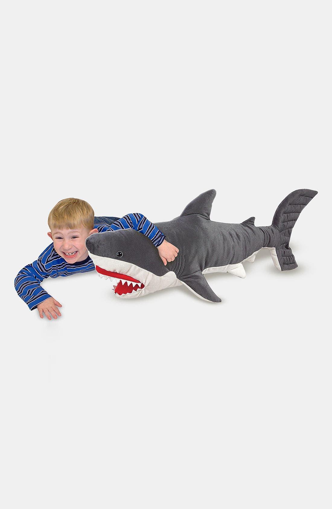 Main Image - Melissa & Doug Oversized Shark