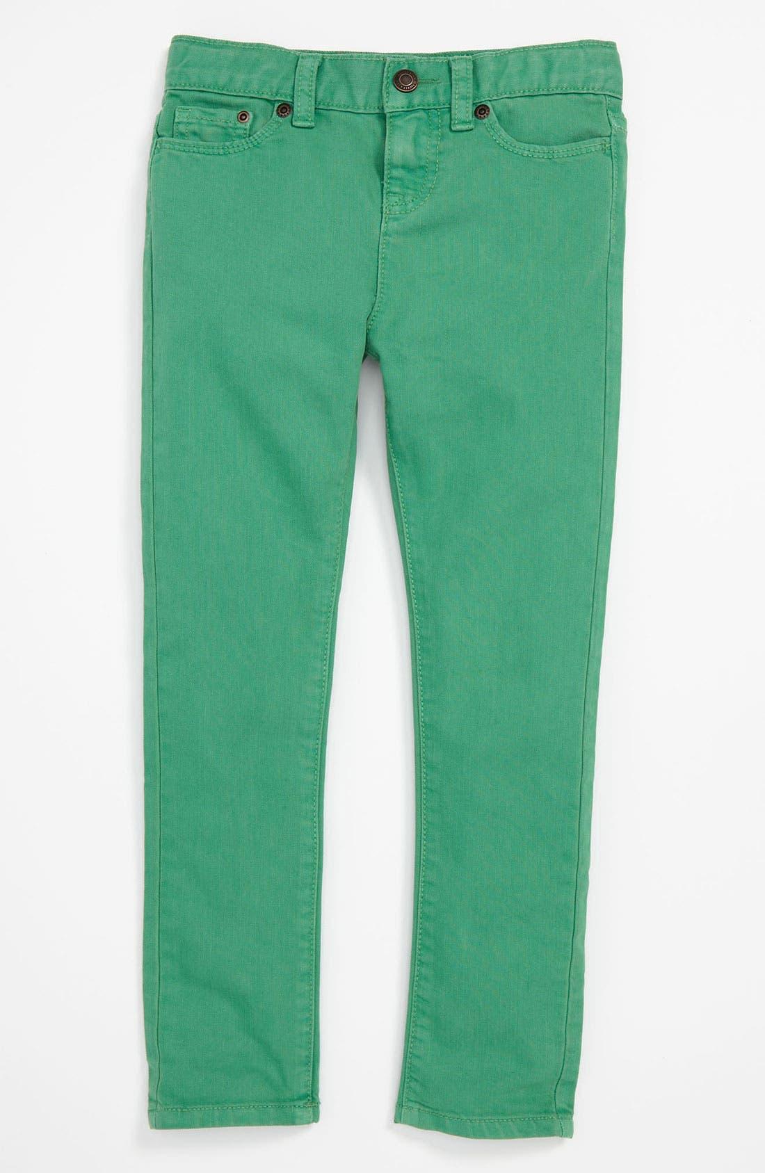 Alternate Image 2  - Tucker + Tate Skinny Leg Jeans (Little Girls)