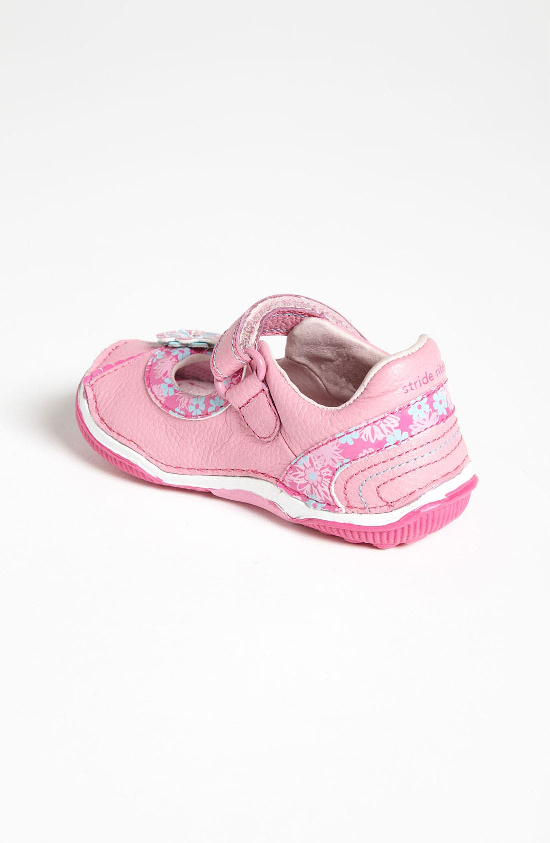 Alternate Image 2  - Stride Rite 'Gracie' Mary Jane (Baby, Walker & Toddler)