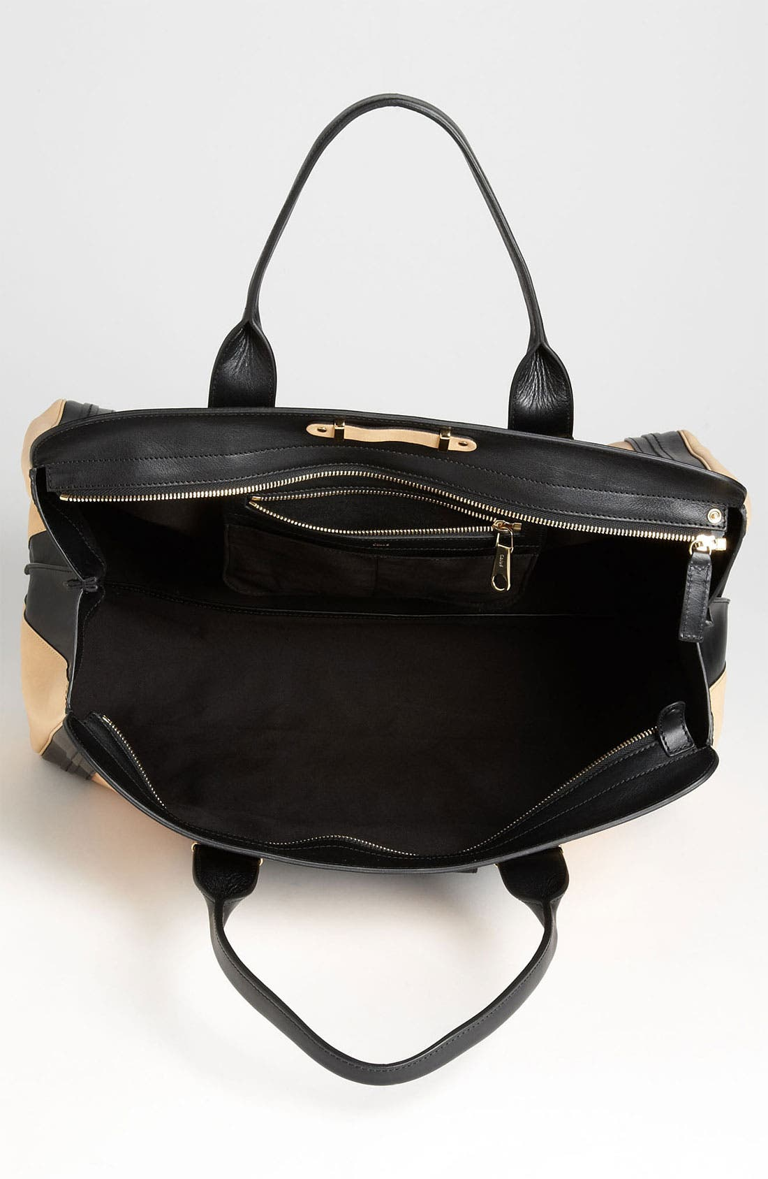 Alternate Image 3  - Chloé 'Alice - Large' Leather Tote