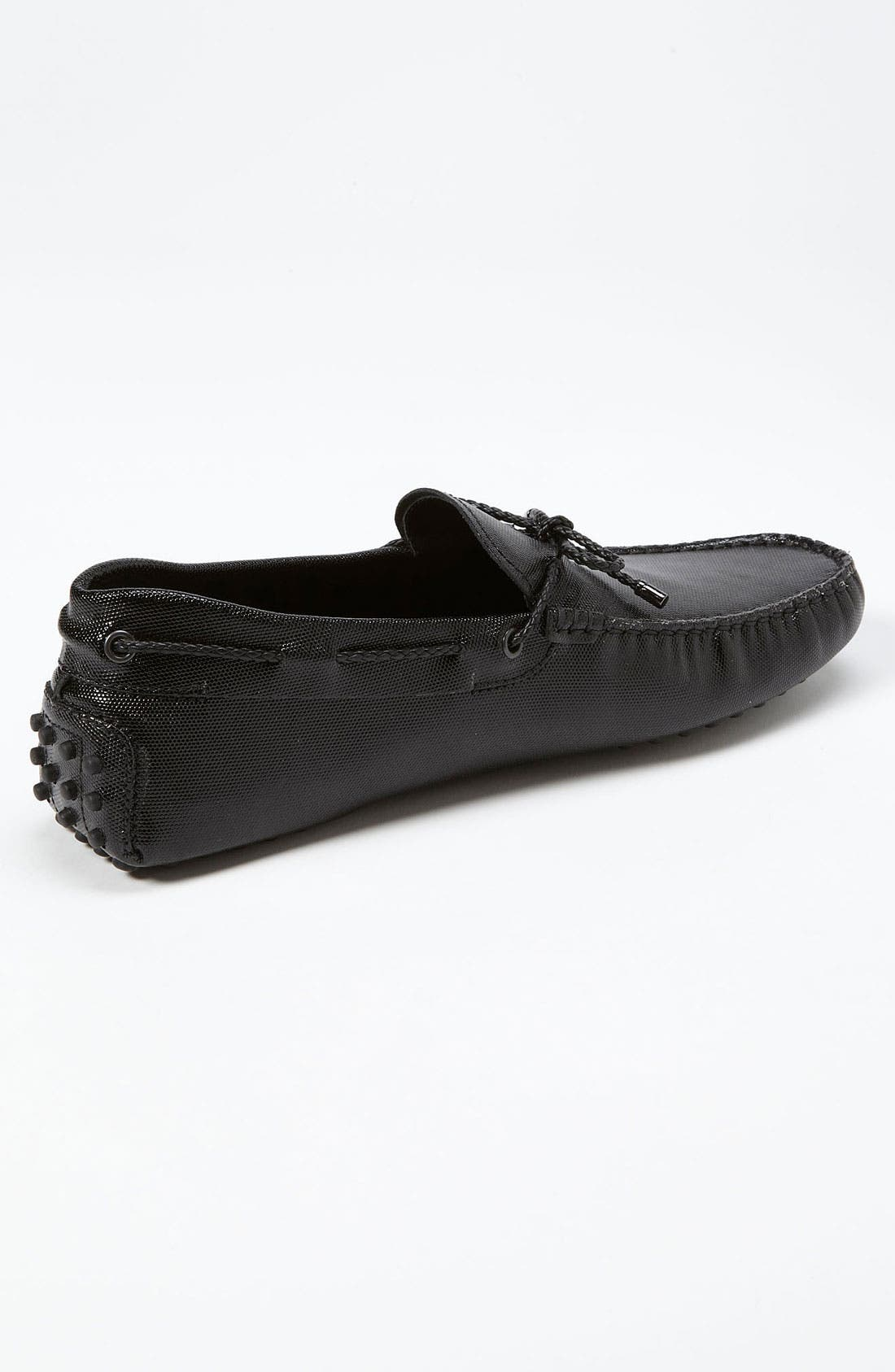 Alternate Image 2  - Tod's Textured Driving Shoe