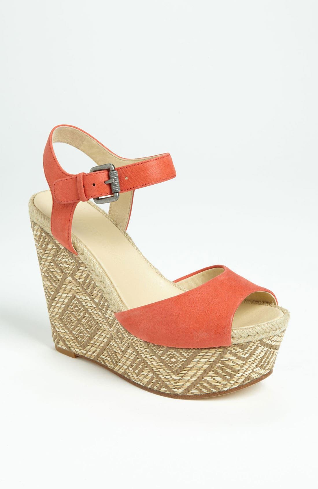 Alternate Image 1 Selected - Vera Wang Footwear Wedge Sandal