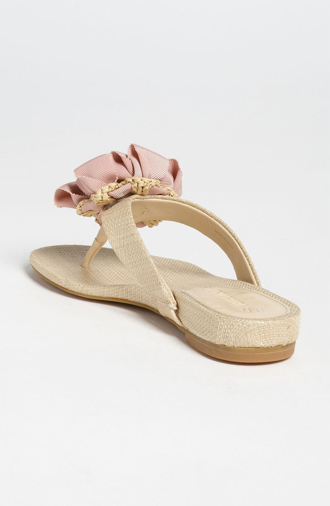 Alternate Image 2  - Vera Wang Footwear 'Blaine' Skimmer
