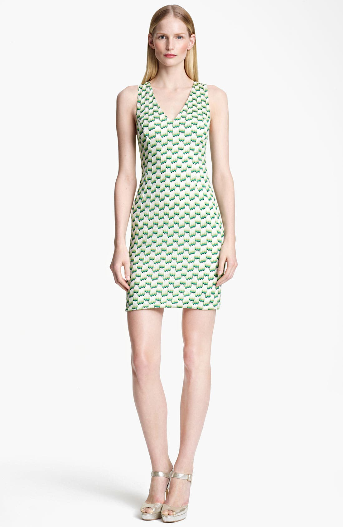 Alternate Image 1 Selected - Missoni Square Stitch Knit Dress