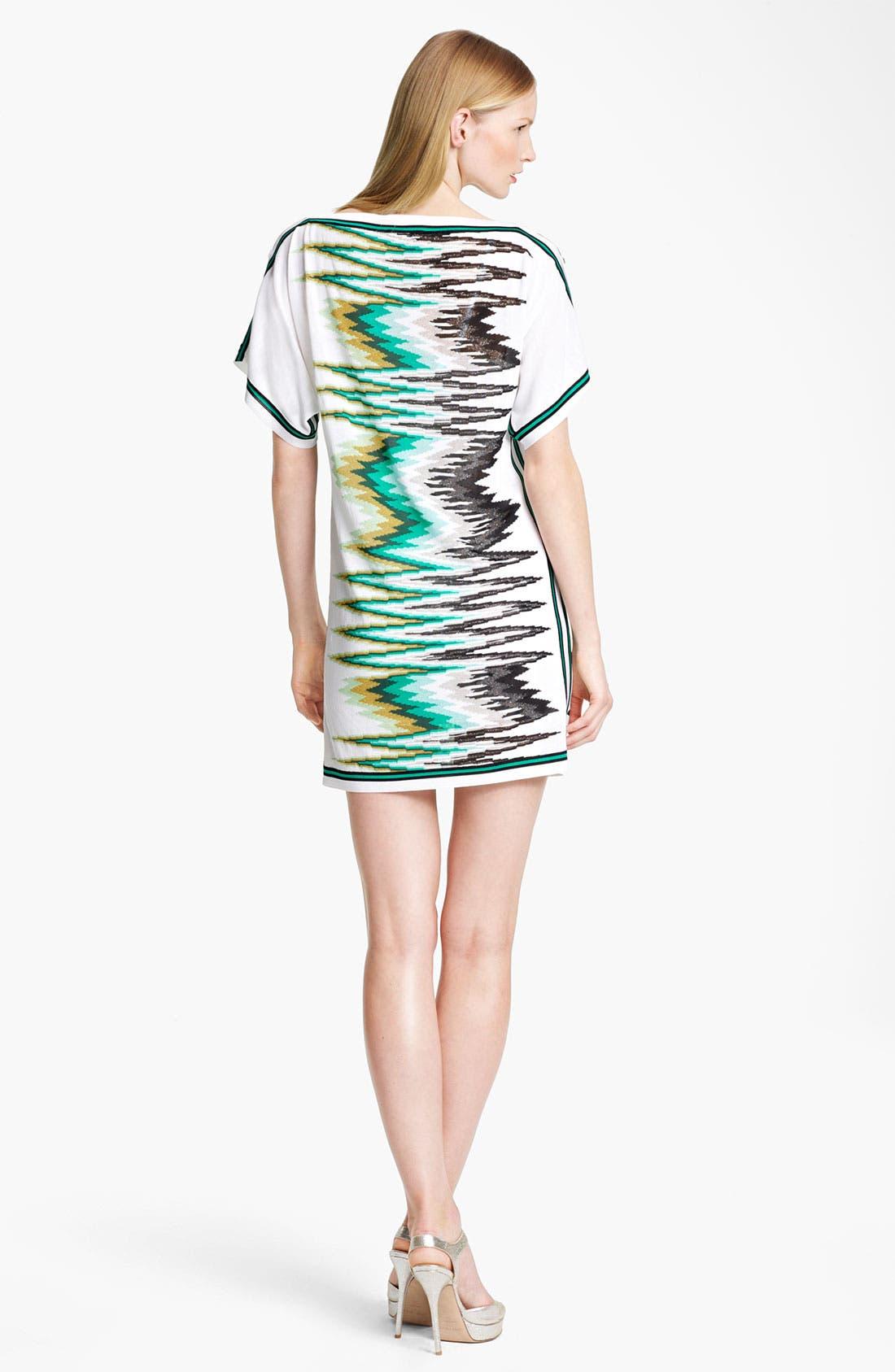 Alternate Image 2  - Missoni Zigzag Embroidered Tunic