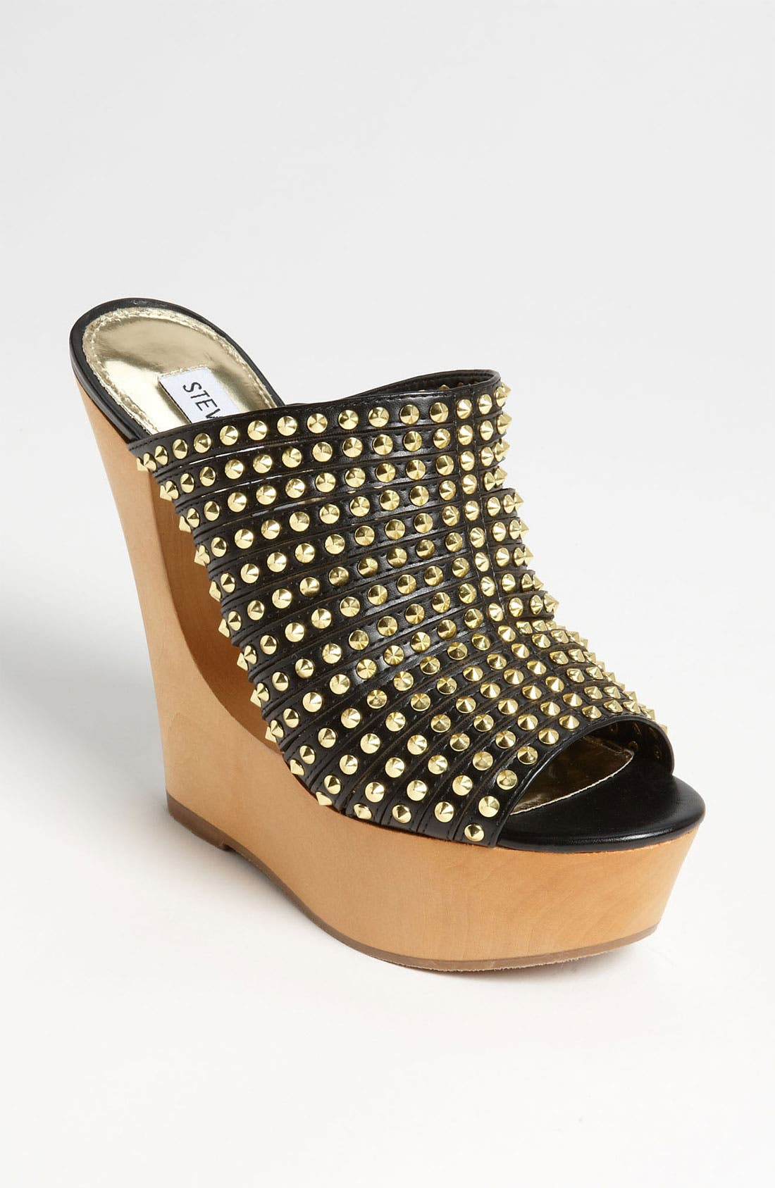 Alternate Image 1 Selected - Steve Madden 'Luccious' Wedge Sandal
