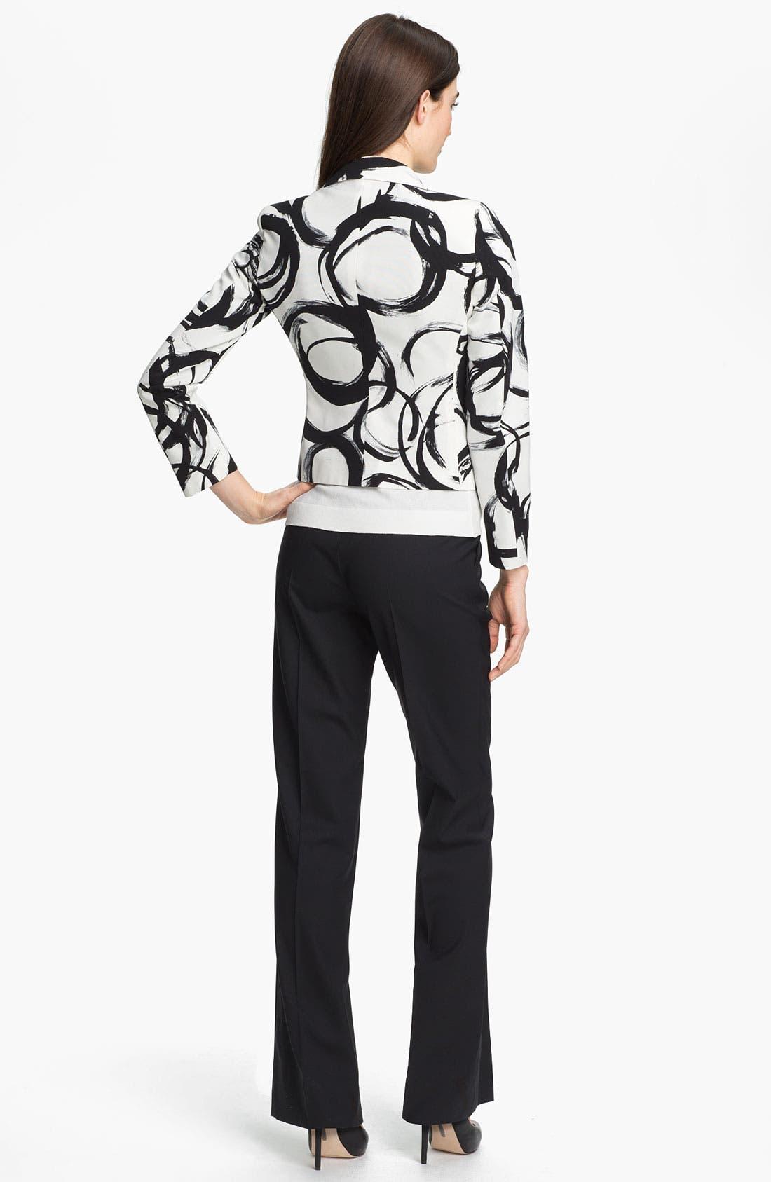 Alternate Image 5  - Zanella 'Ricky' Print Jacket