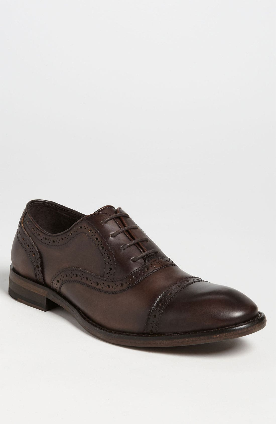 Main Image - John Varvatos Star USA 'Dearborn' Cap Toe Oxford