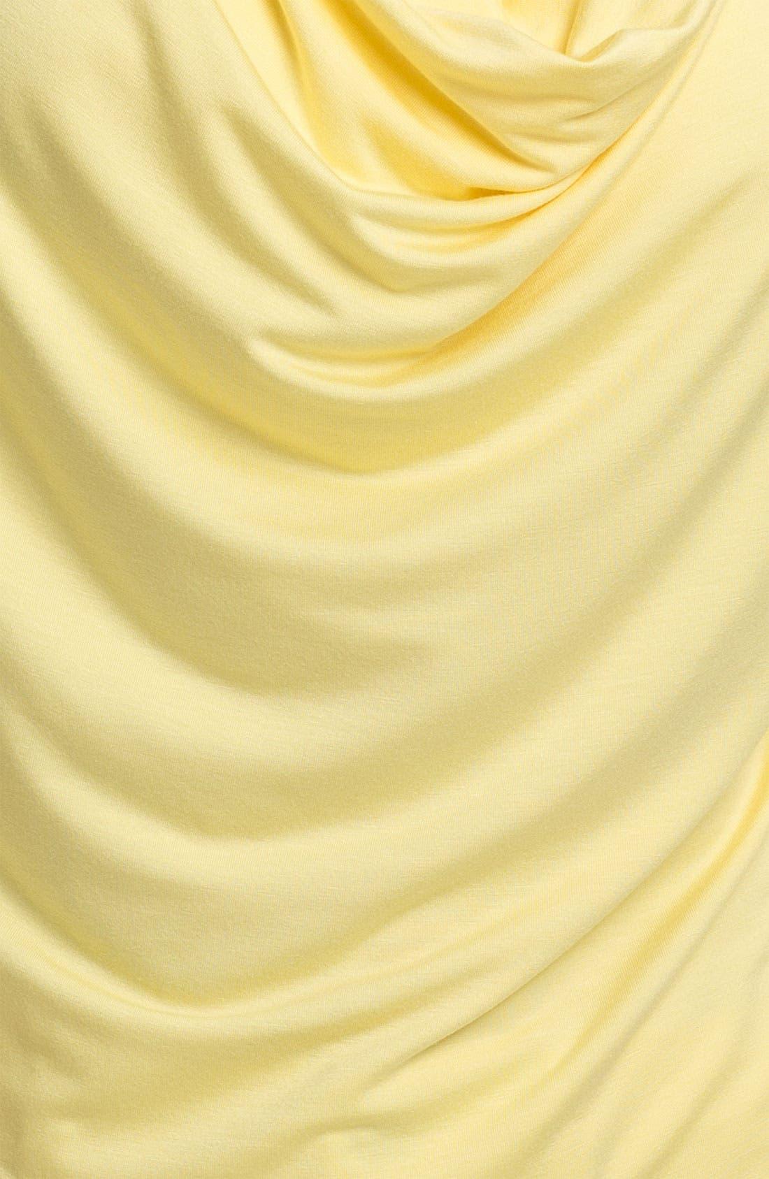 Alternate Image 3  - Karen Kane Drape Front Top