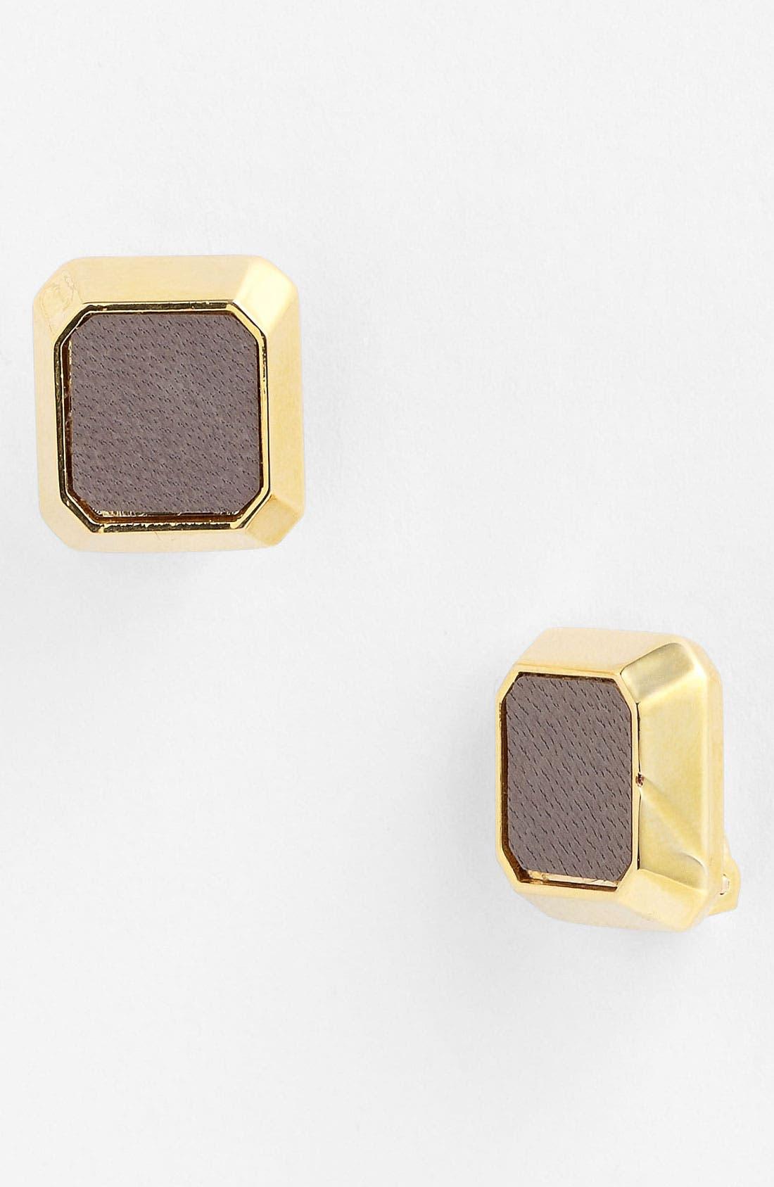 Alternate Image 1 Selected - Vince Camuto Clip Stud Earrings