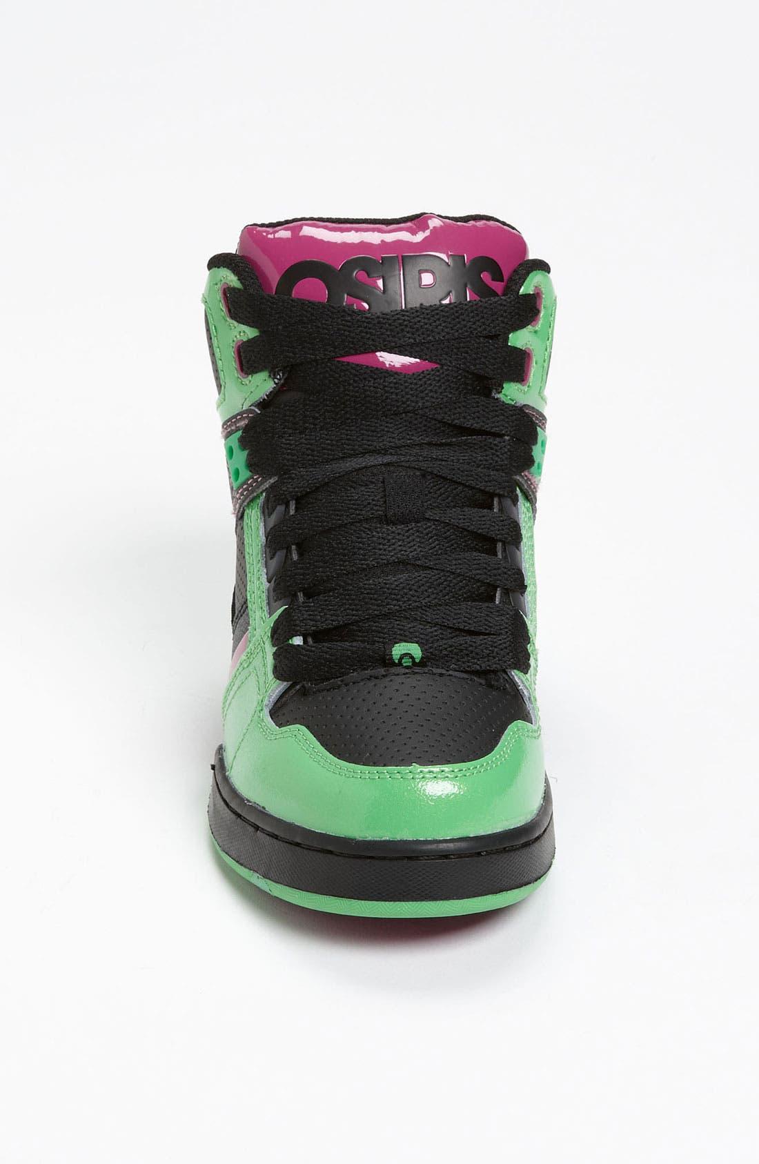 Alternate Image 3  - Osiris 'NYC 83' Skate Shoe (Big Kid)