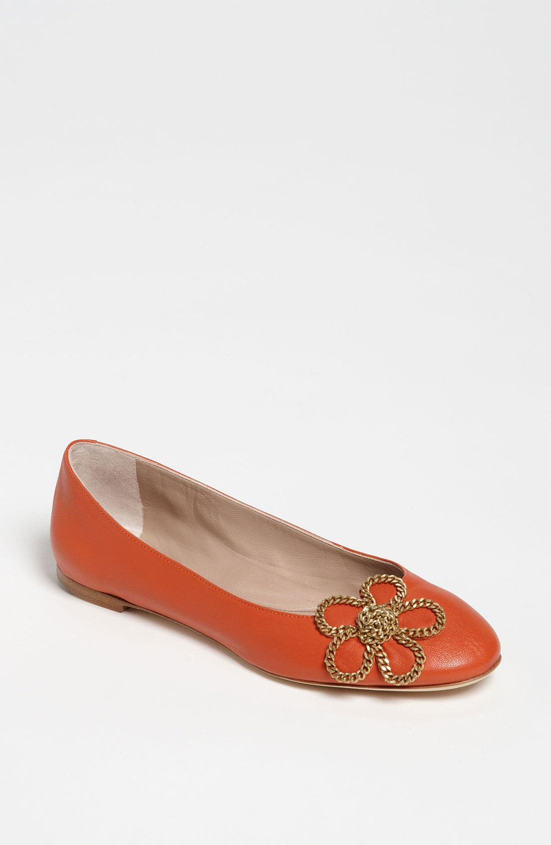 Alternate Image 1 Selected - Chloé 'Zoe' Ballet Flat (Nordstrom Exclusive)