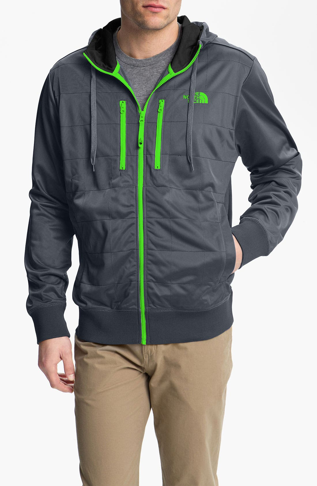 Alternate Image 1 Selected - The North Face 'Sandoval' Zip Hoodie