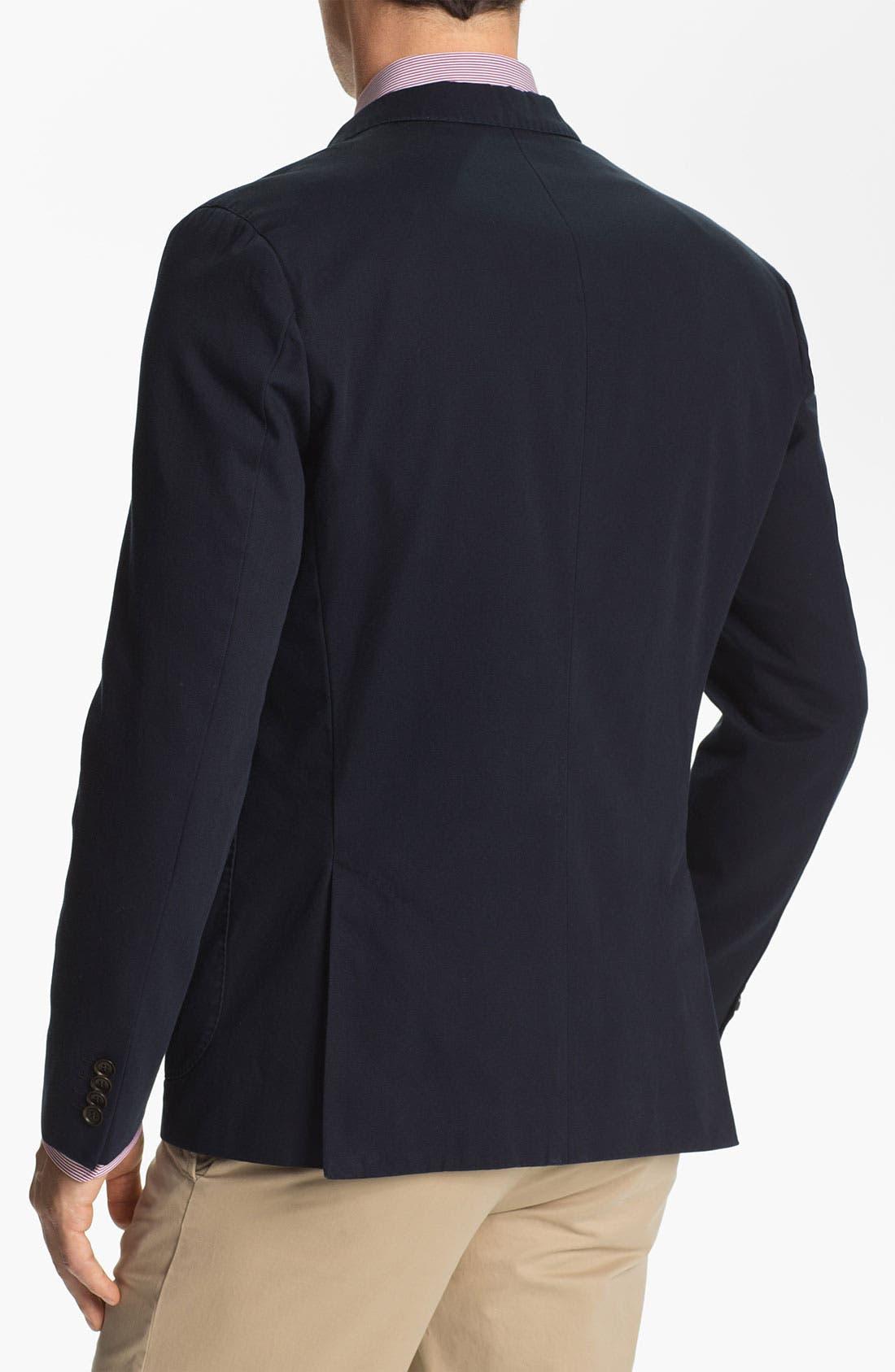 Alternate Image 2  - BOSS Black 'Raye' Trim Fit Three Button Blazer (Online Only)