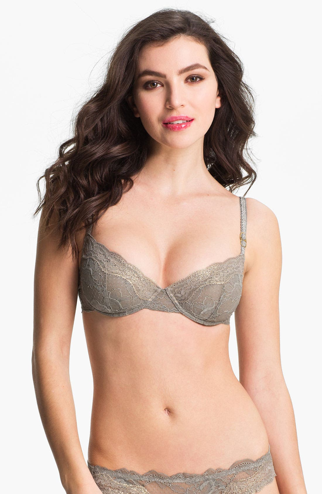 Alternate Image 1 Selected - Stella McCartney 'Katherine Shining' Underwire Plunge Bra
