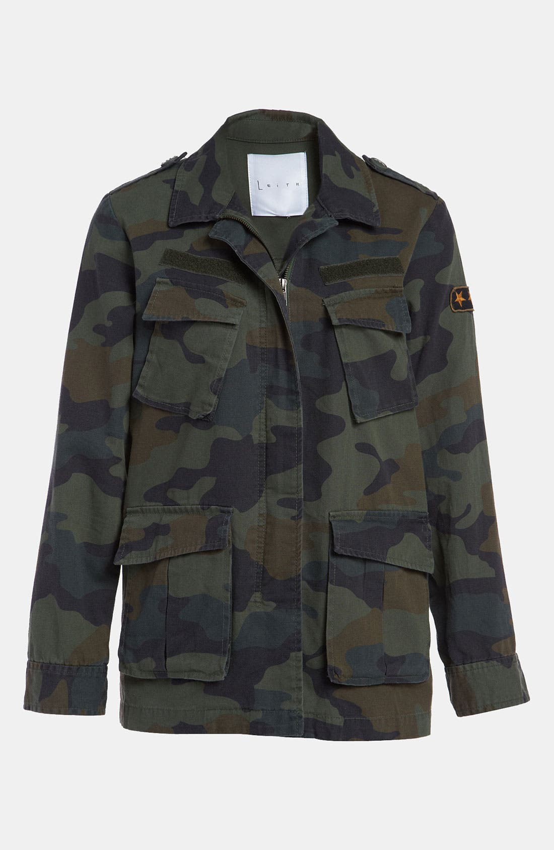 Alternate Image 1 Selected - Leith Field Jacket