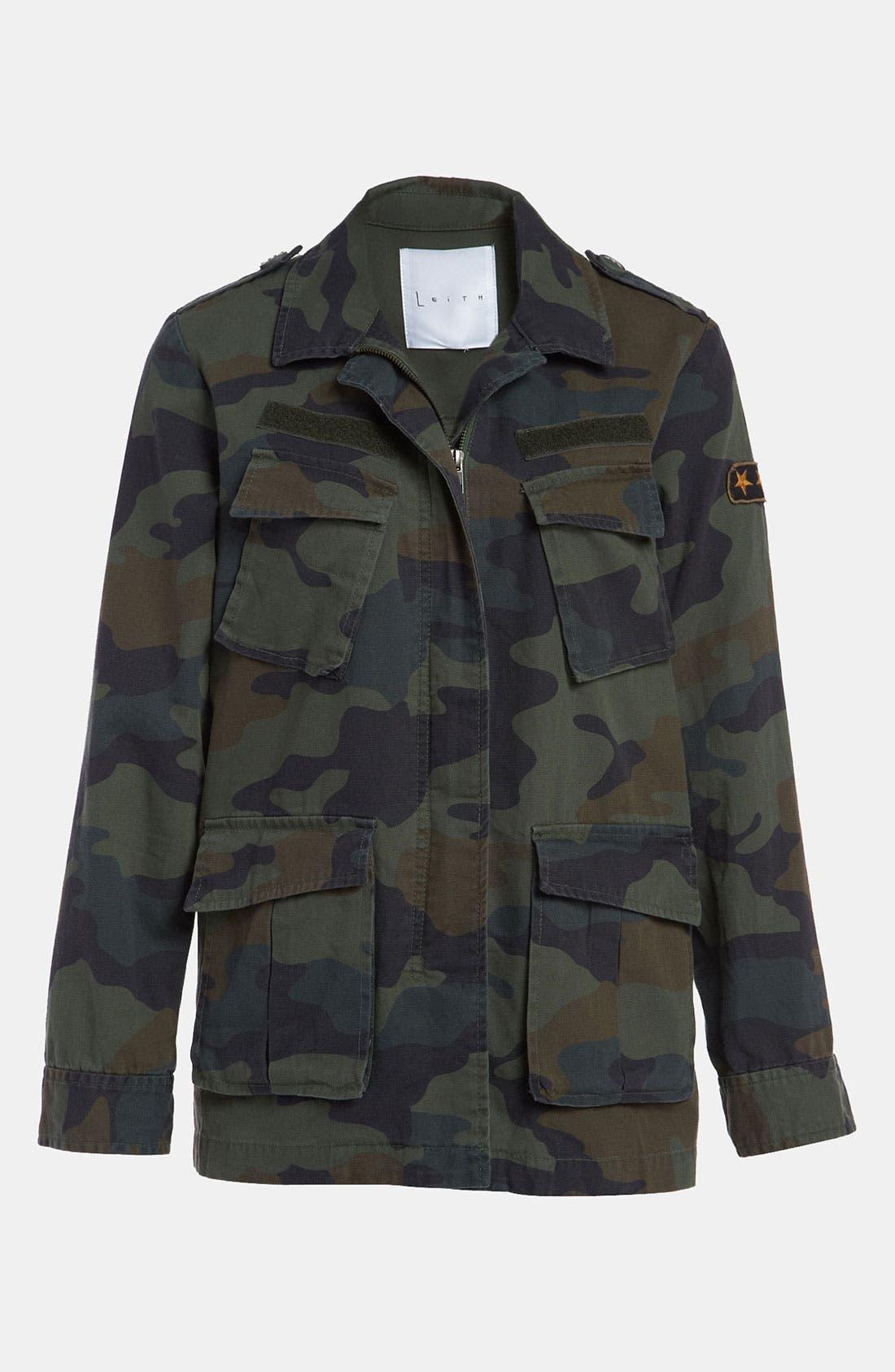 Main Image - Leith Field Jacket