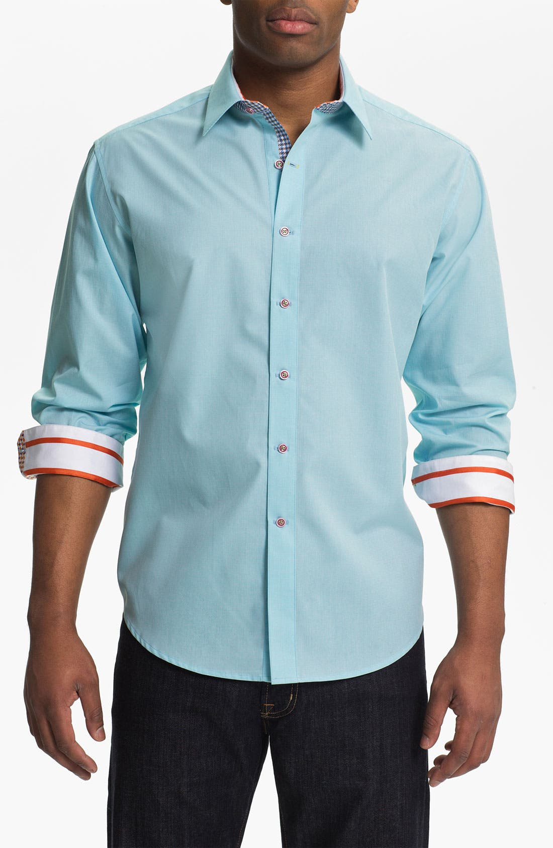 Alternate Image 1 Selected - Robert Graham 'Bitter End' Sport Shirt
