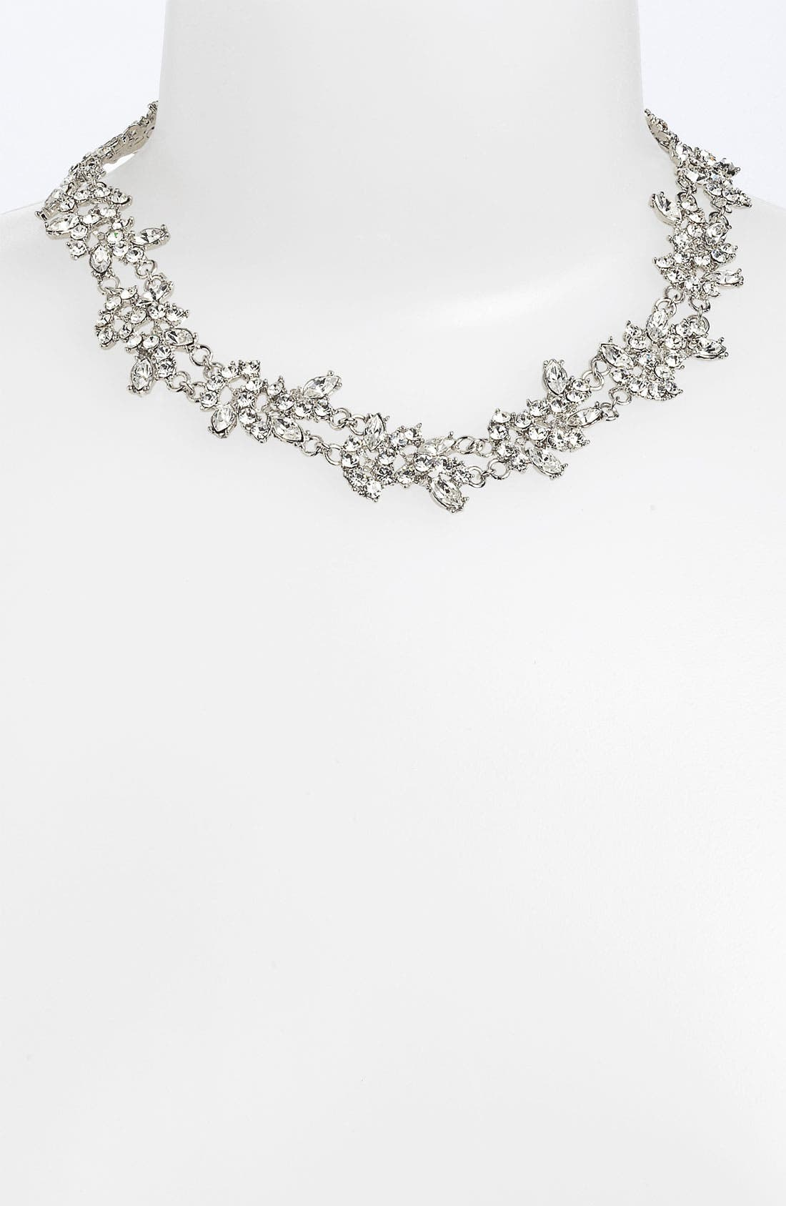 Main Image - Nina 'Geranium' Collar Necklace