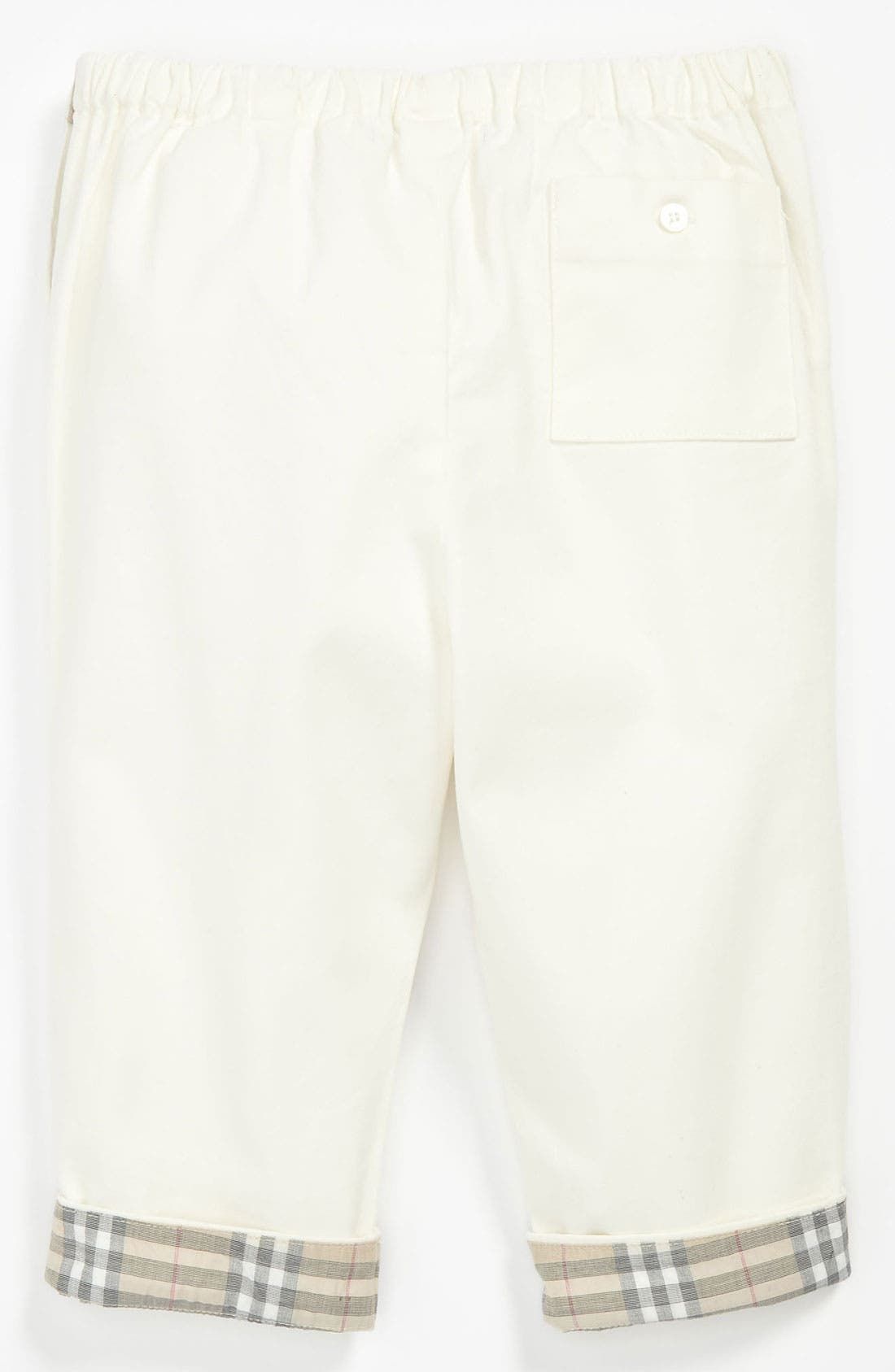 Alternate Image 2  - Burberry 'Paddy' Trousers (Baby)