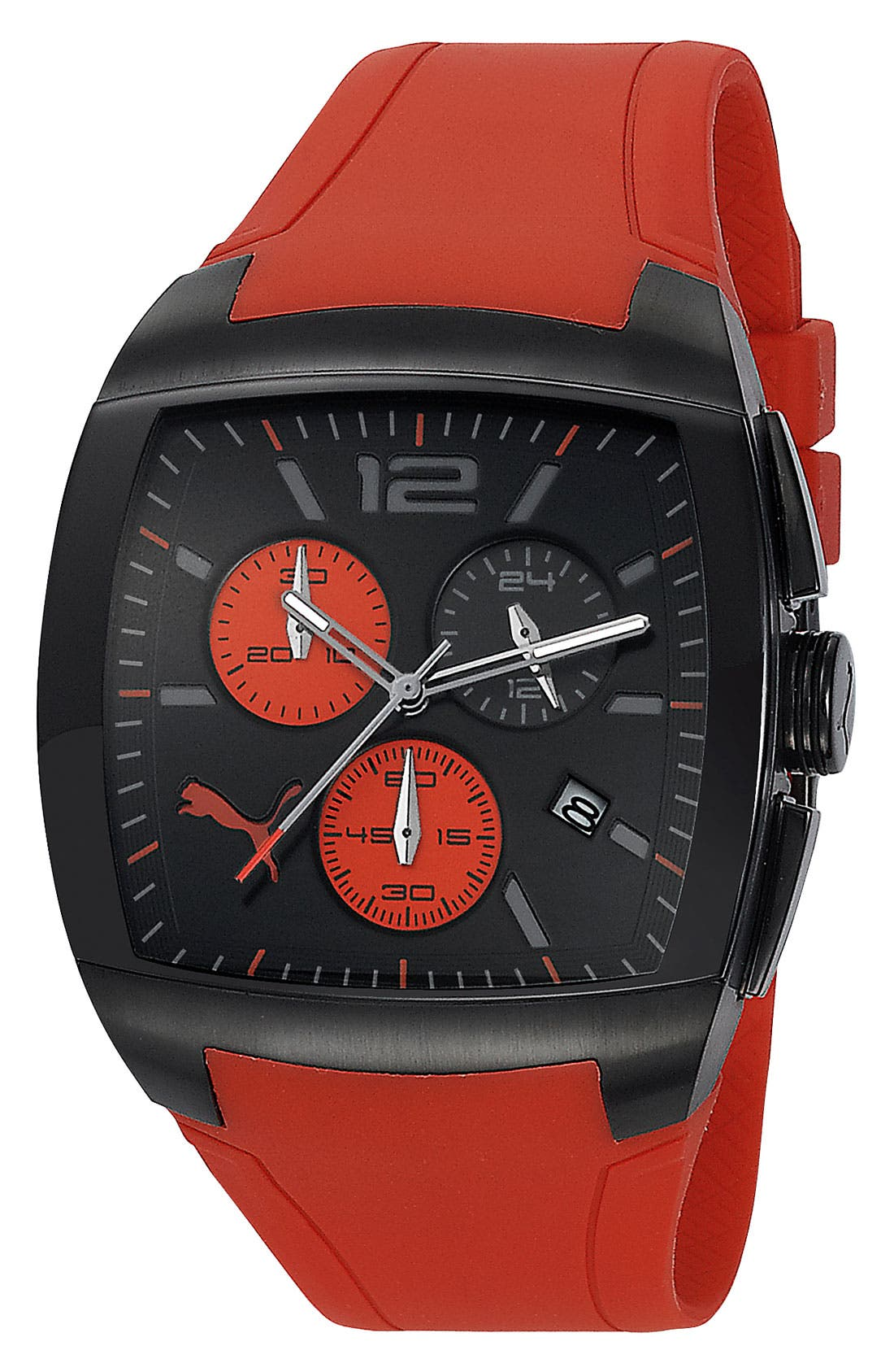 Alternate Image 1 Selected - PUMA 'GT Chronograph' Analog Watch, 44mm