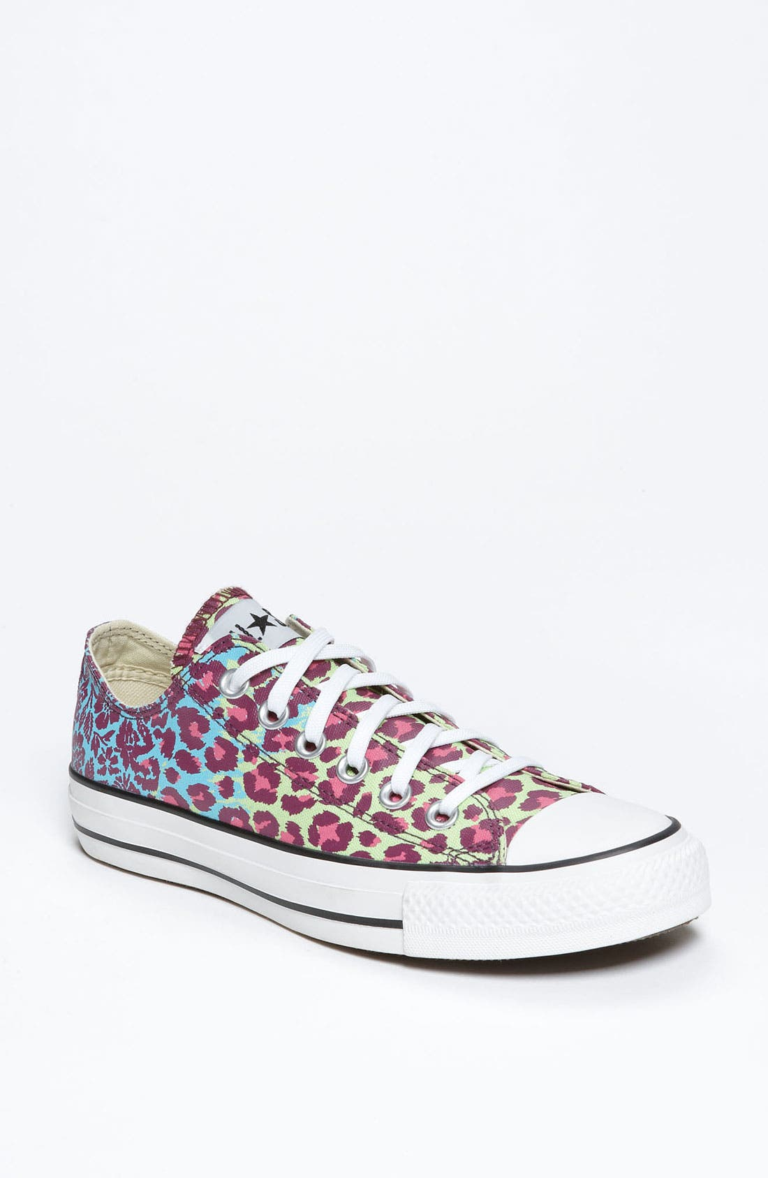 Main Image - Converse Chuck Taylor® All Star® Animal Print Sneaker (Women)
