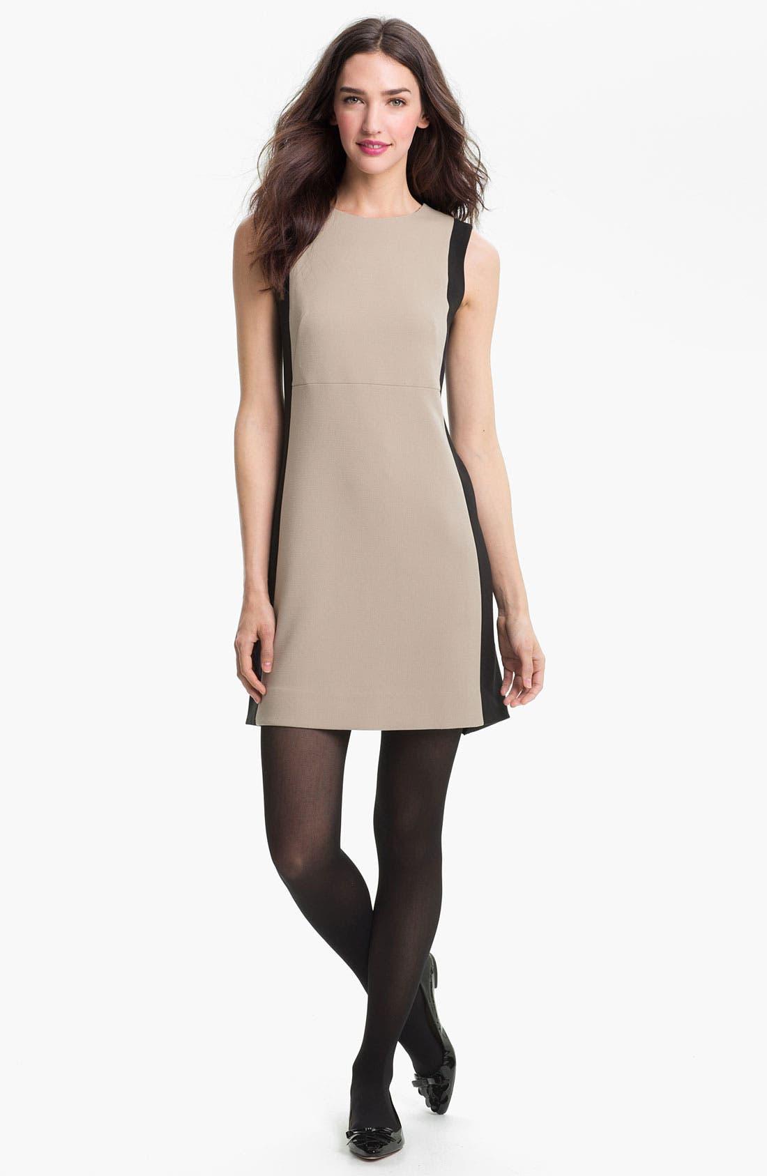 Main Image - kate spade new york 'barbara' a-line dress