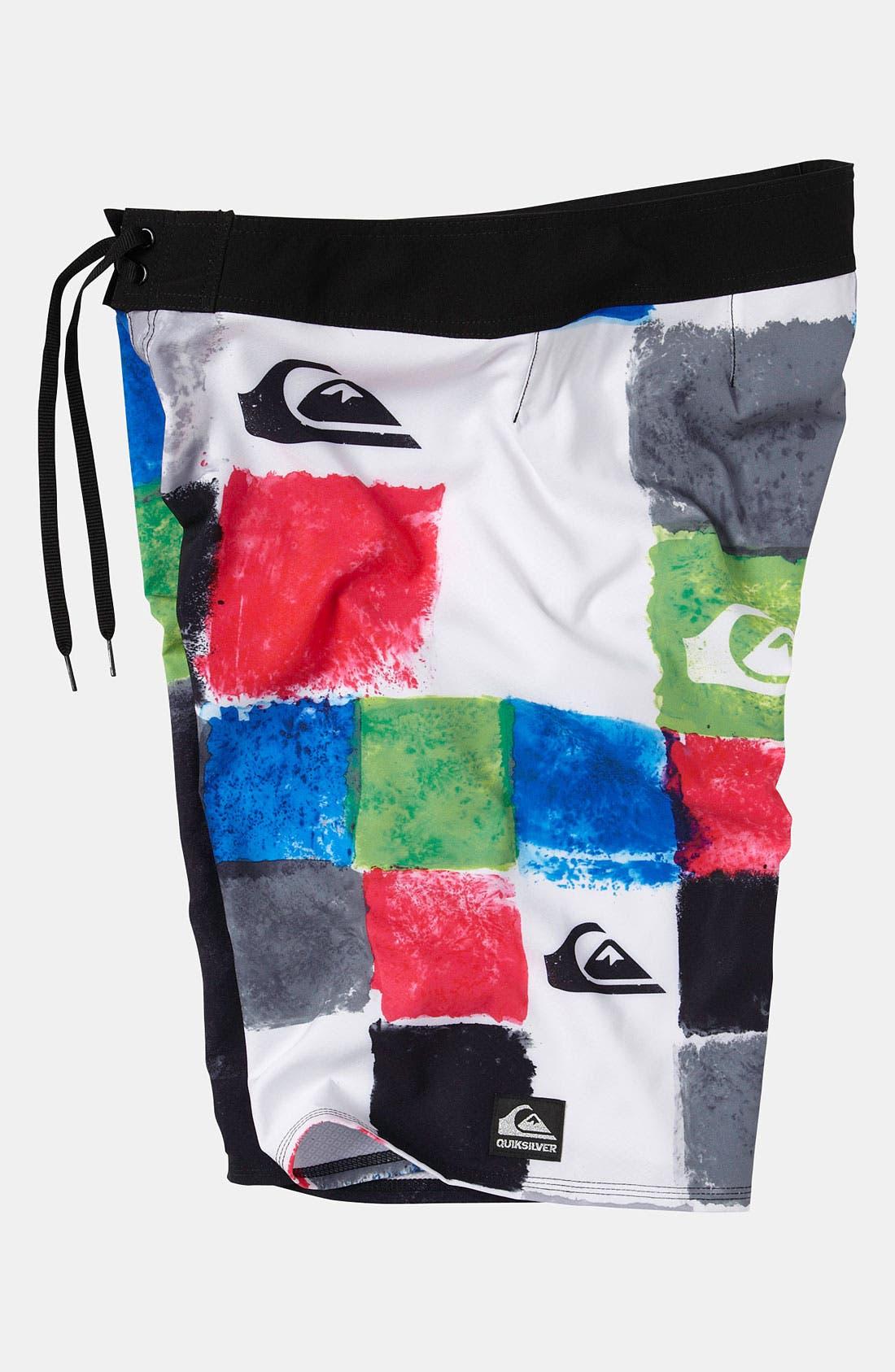 Alternate Image 2  - Quiksilver 'Plasma' Board Shorts (Big Boys)